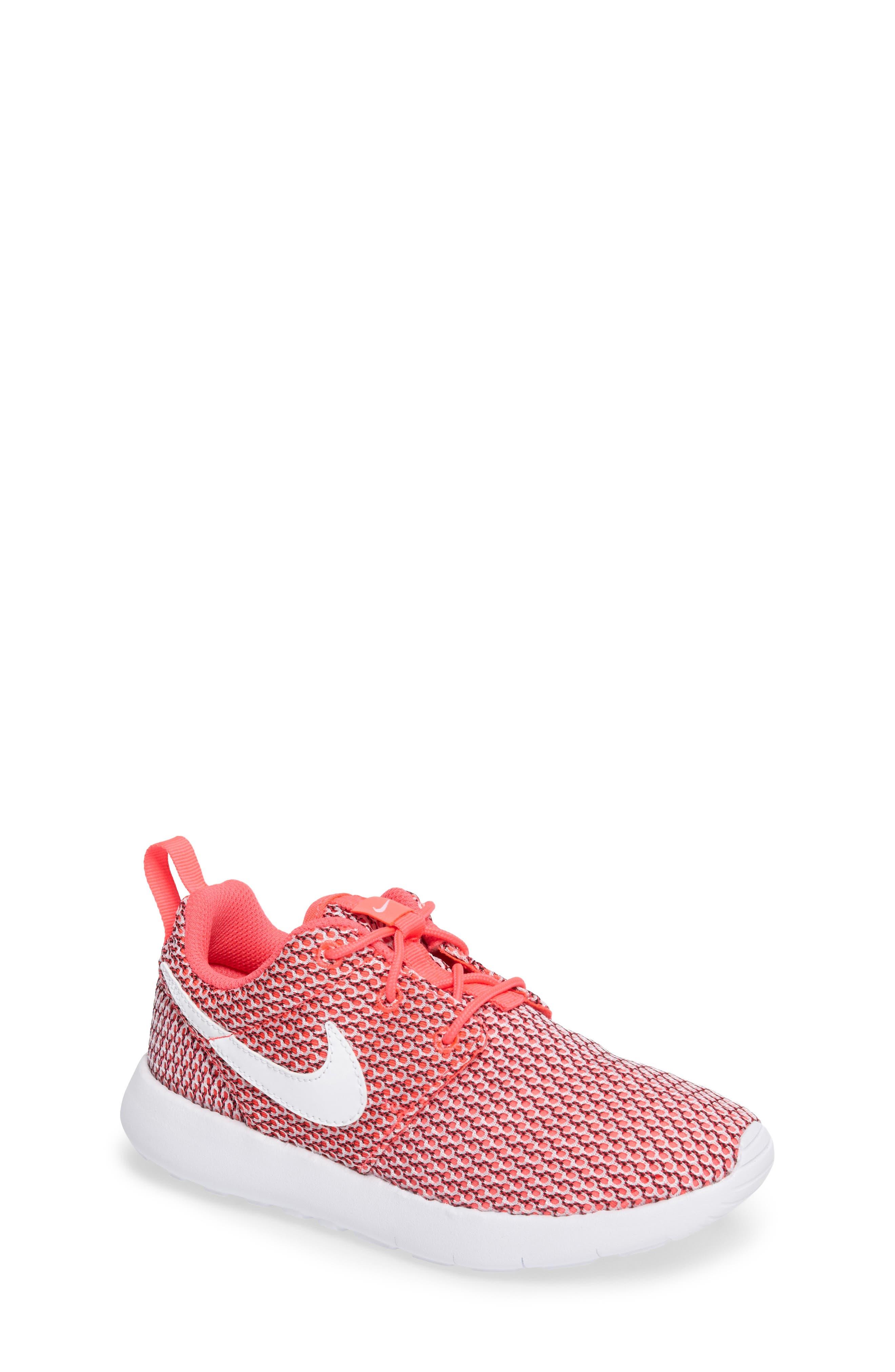 Nike 'Roshe Run' Shoe (Toddler & Little Kid)