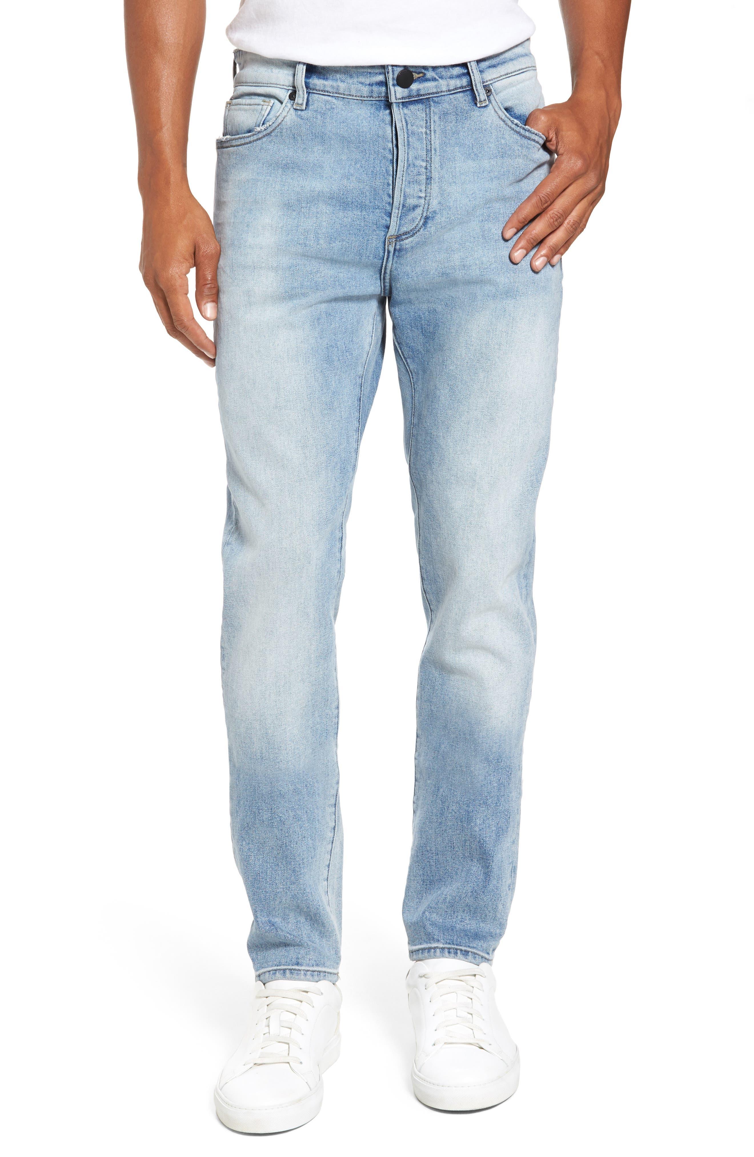 DL1961 Cooper Slouchy Skinny Jeans (Sleet)