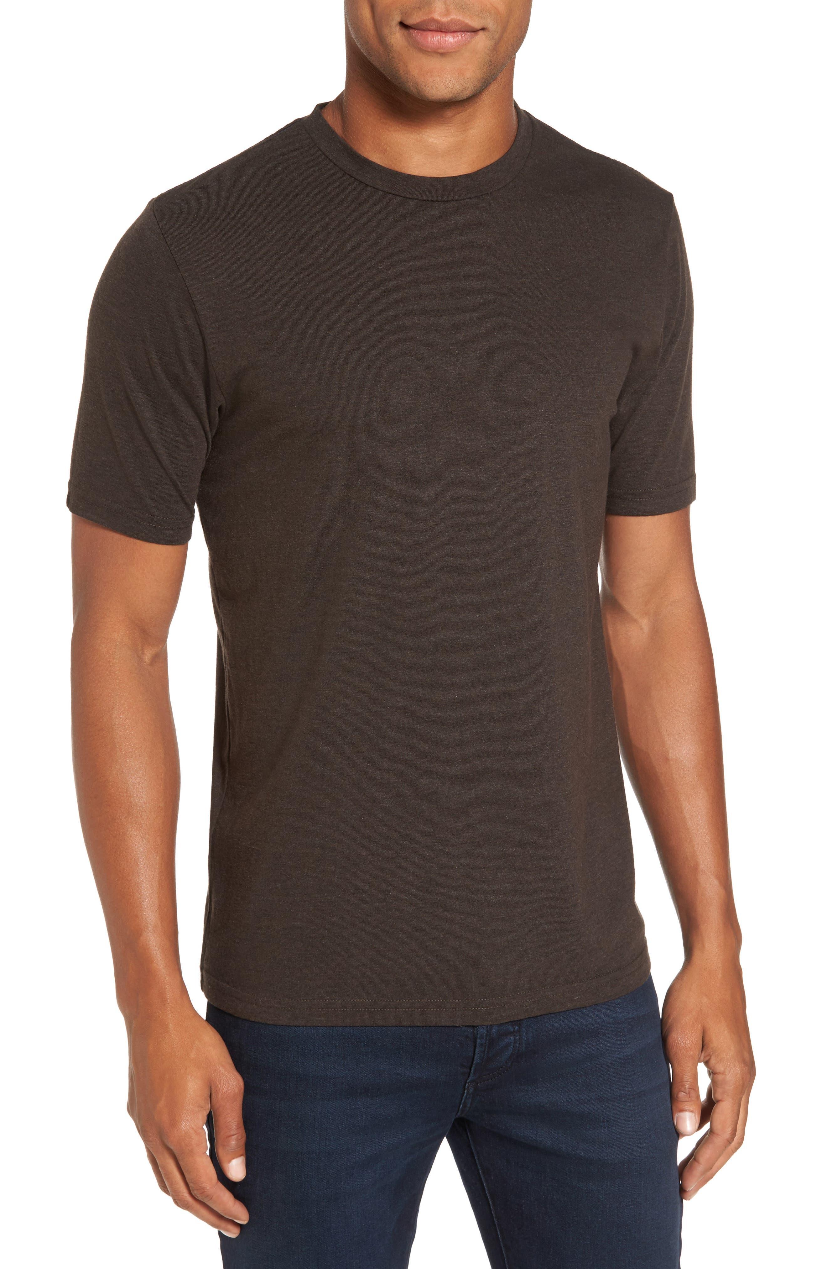 Alternate Image 1 Selected - Goodlife Crewneck Heathered T-Shirt