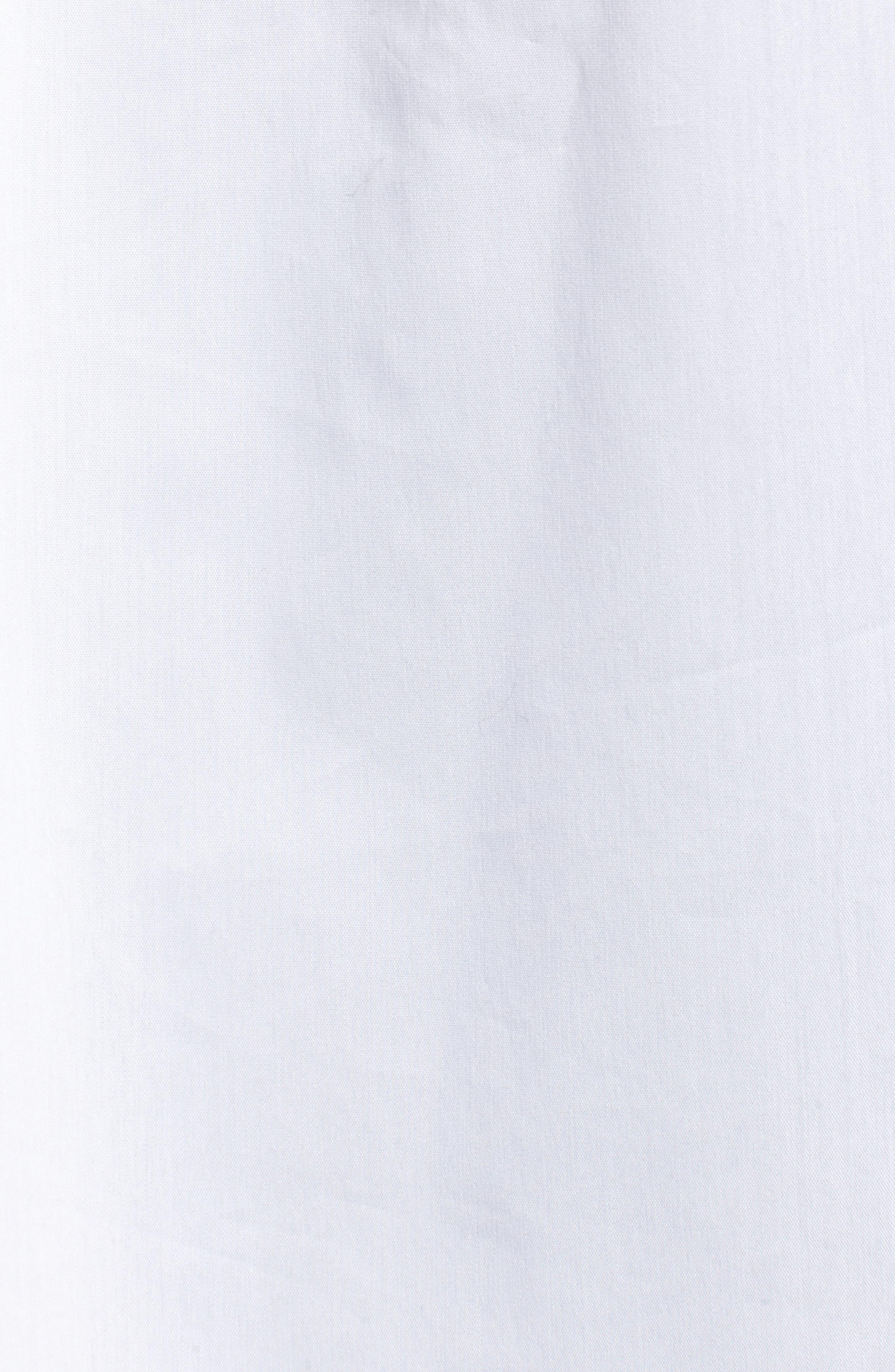 Alternate Image 6  - Treasure & Bond x Something Navy Ruffle Cuff Tunic