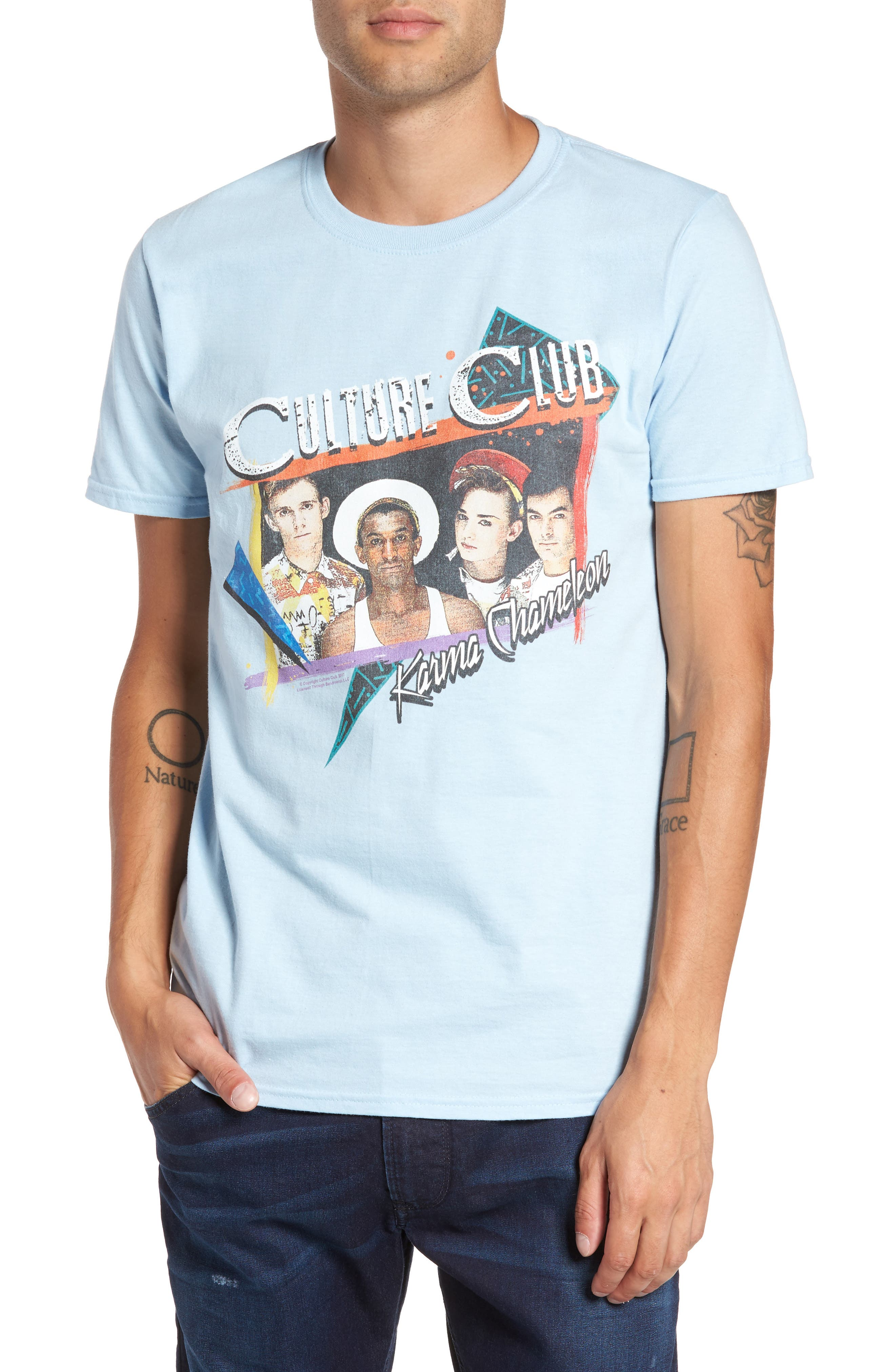 The Rail Culture Club Graphic T-Shirt