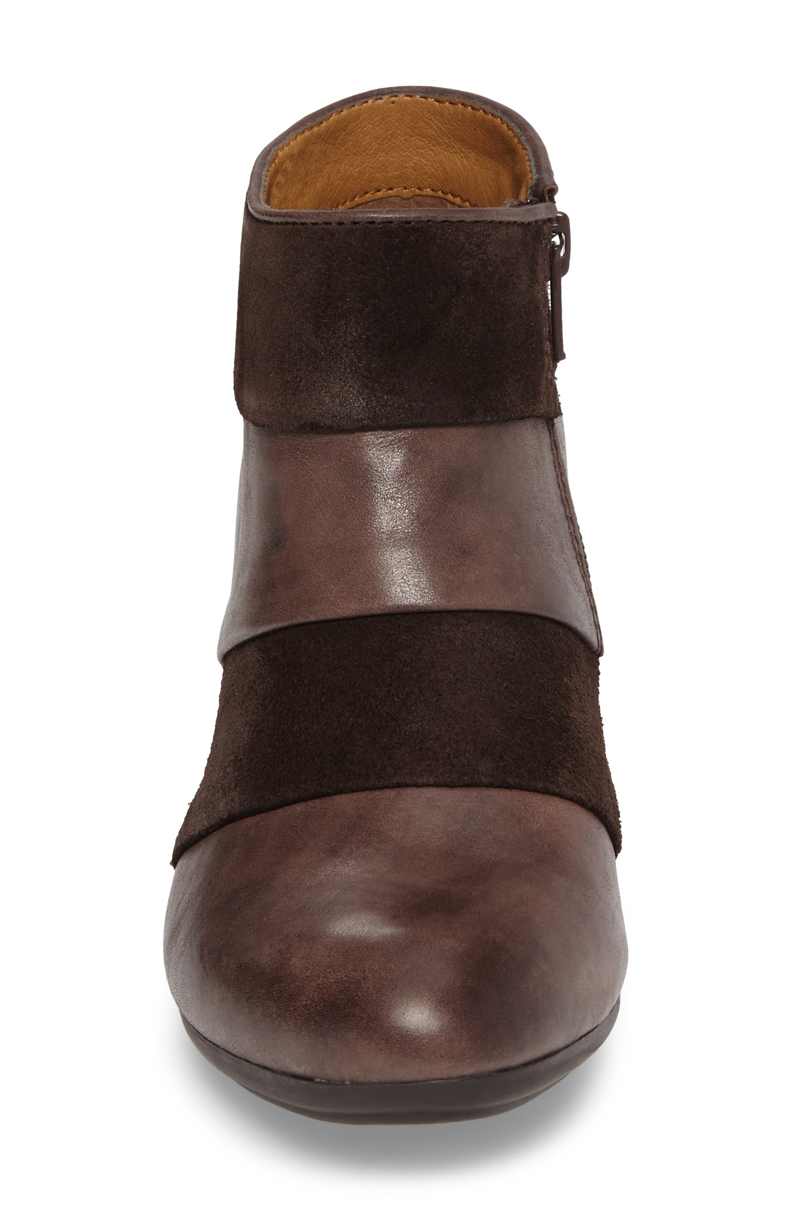 Alternate Image 4  - Comfortiva Amesbury Colorblock Bootie (Women)