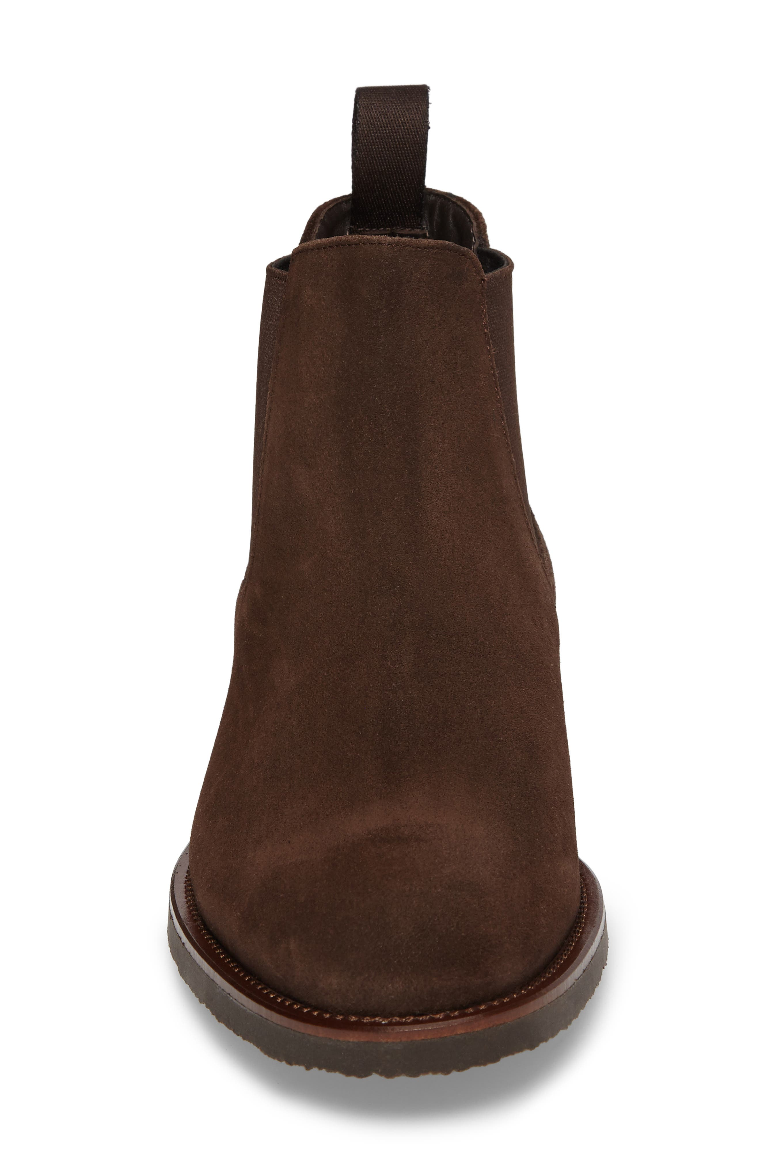 Corden Chelsea Boot,                             Alternate thumbnail 4, color,                             Otterproof Moro