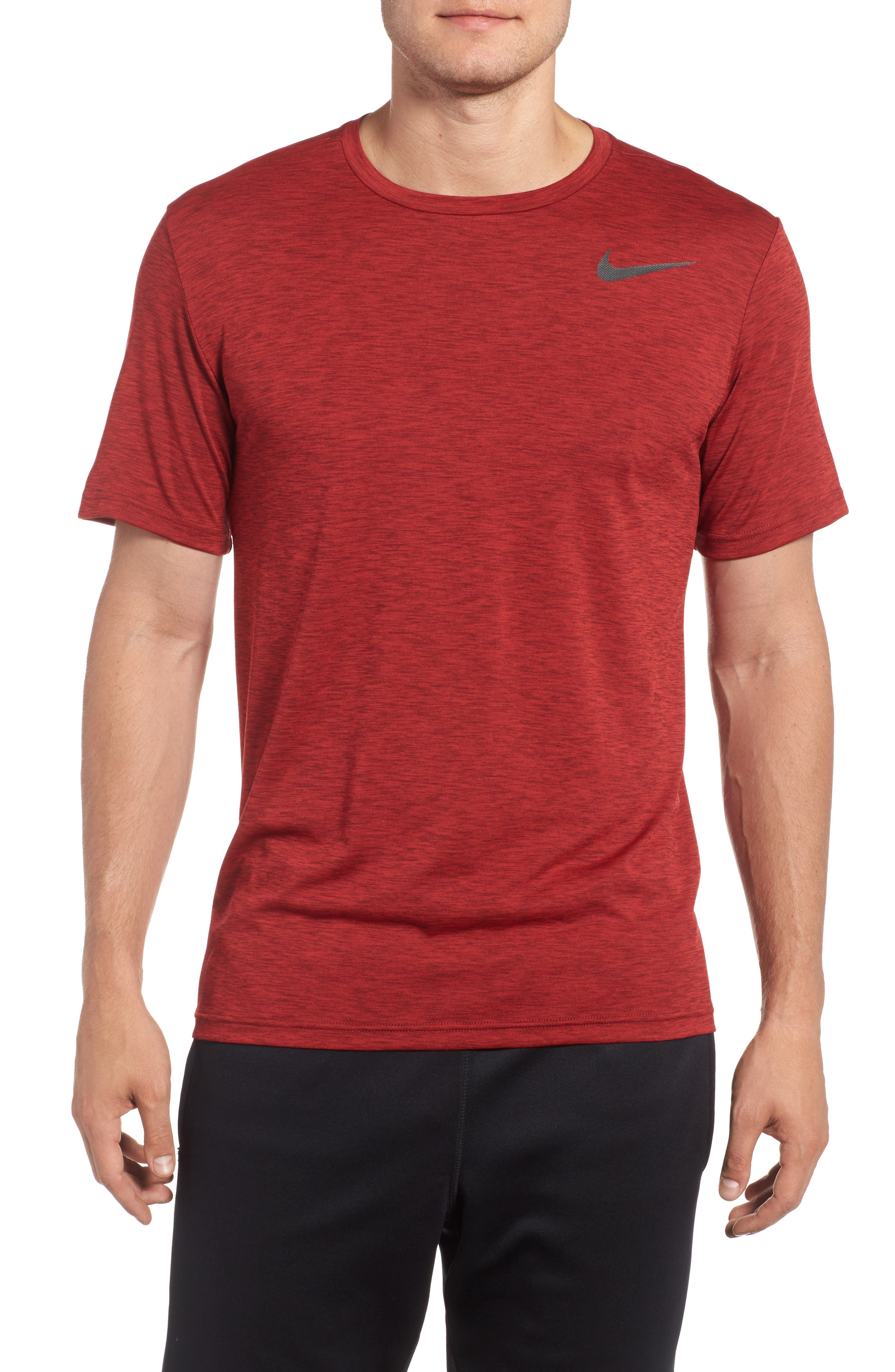 Alternate Image 1 Selected - Nike Hyper Dry Training Tee