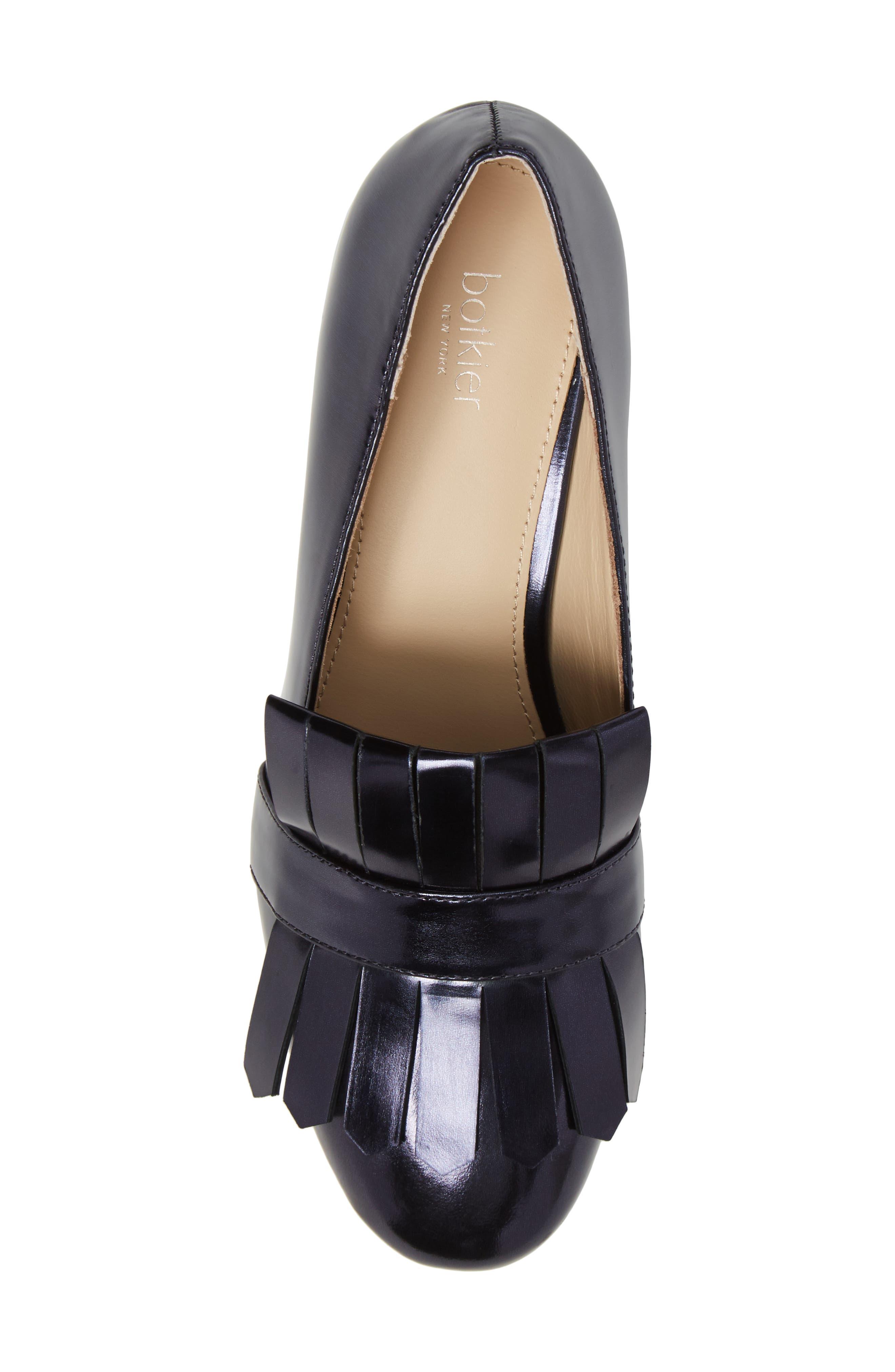 Alternate Image 5  - Botkier Olive Loafer Pump (Women)