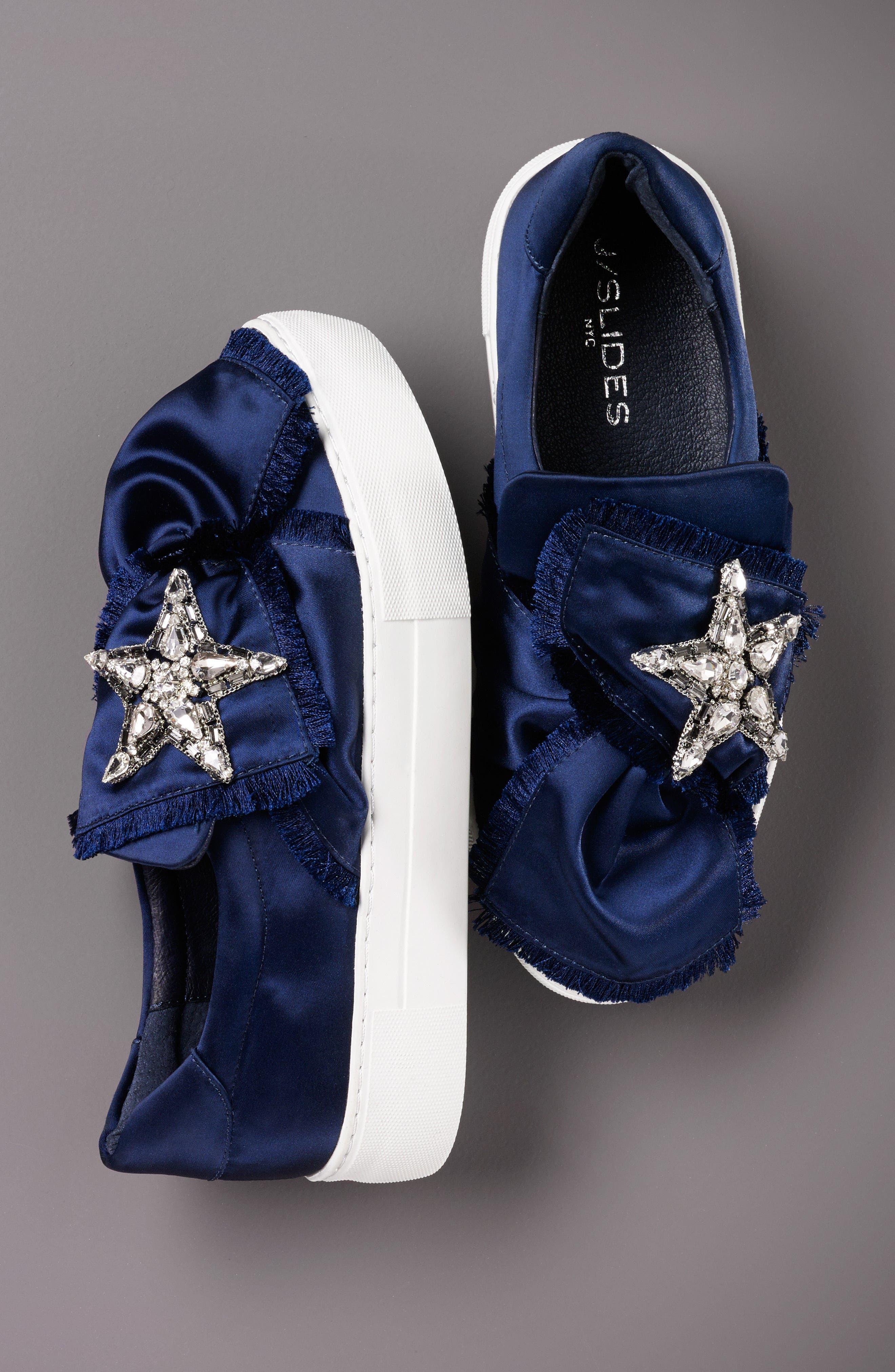 Astor Slip-On Sneaker,                             Alternate thumbnail 7, color,