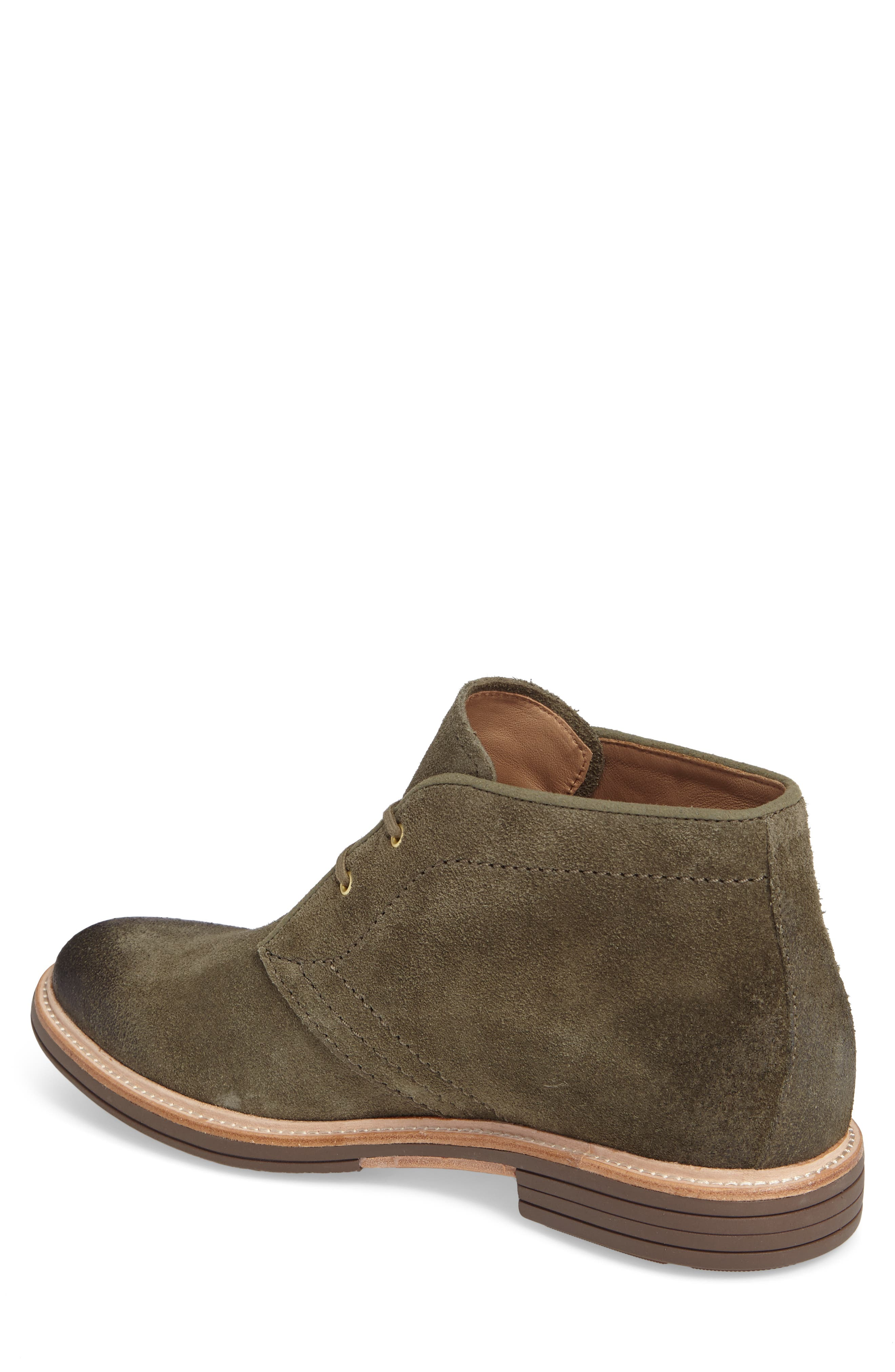 Australia Dagmann Chukka Boot,                             Alternate thumbnail 2, color,                             Olive