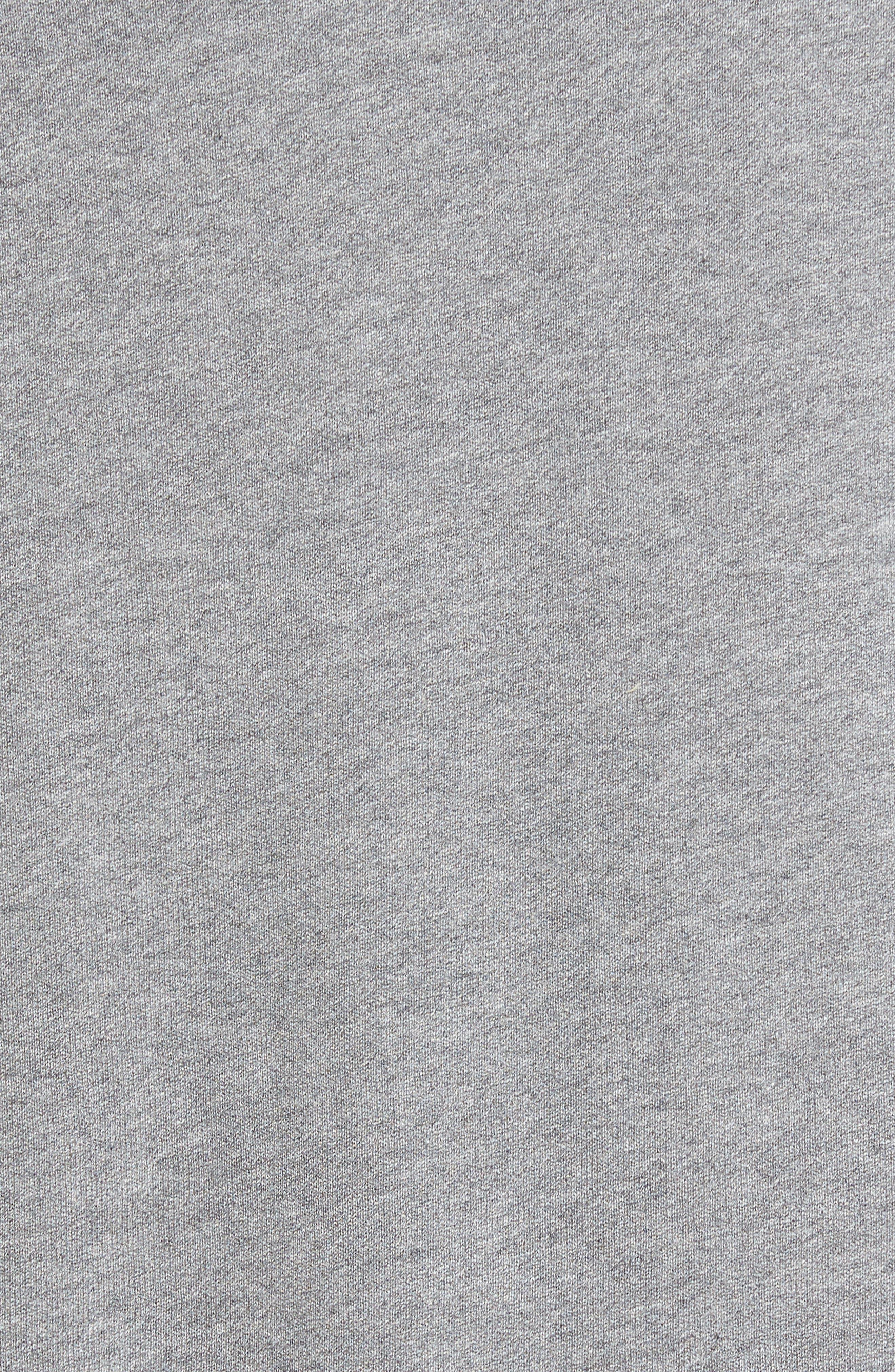 Alternate Image 5  - UGG® Faux Shearling Lined Shawl Collar Cardigan