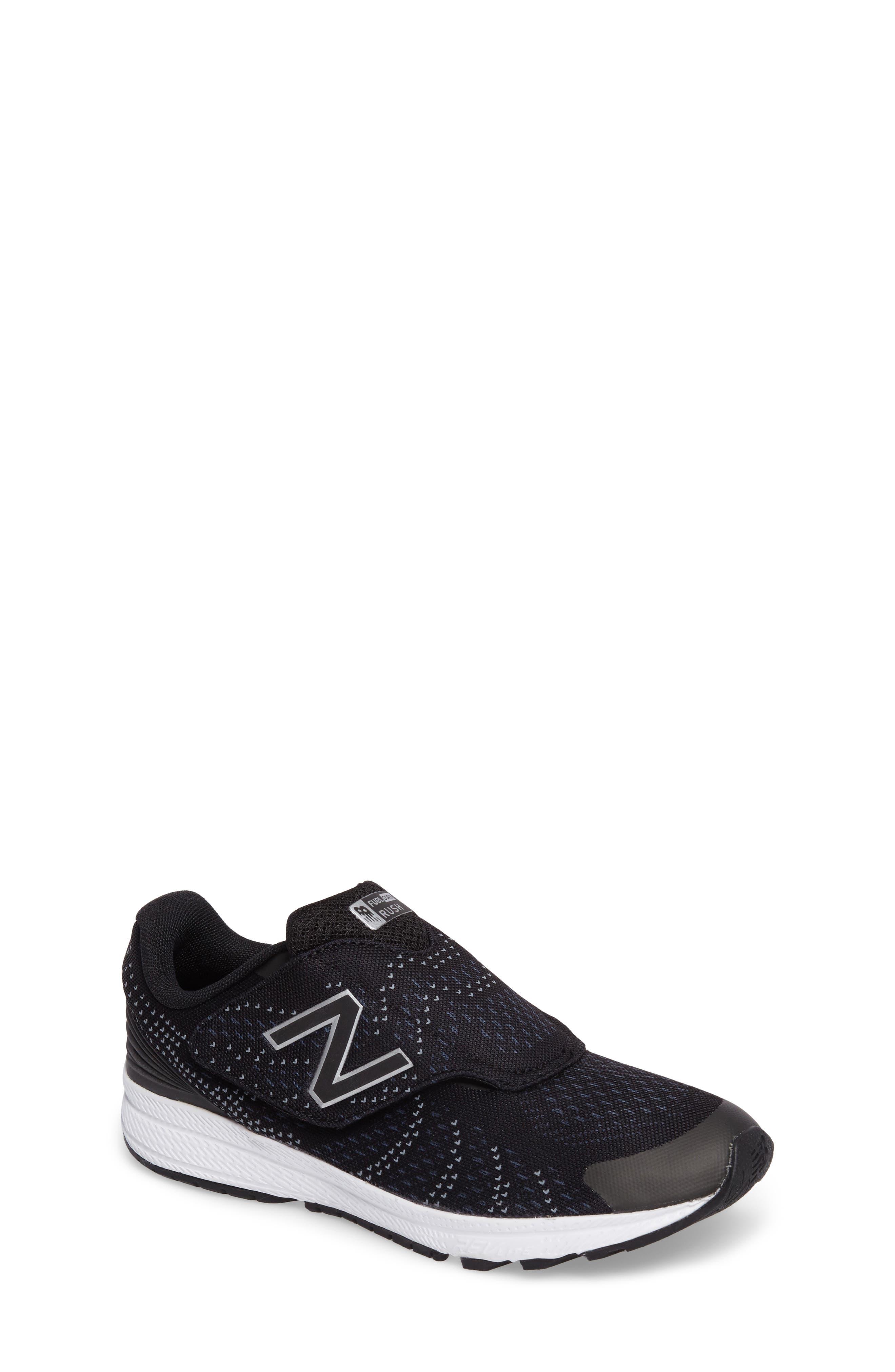 FuelCore Rush v3 Sneaker,                         Main,                         color, Black