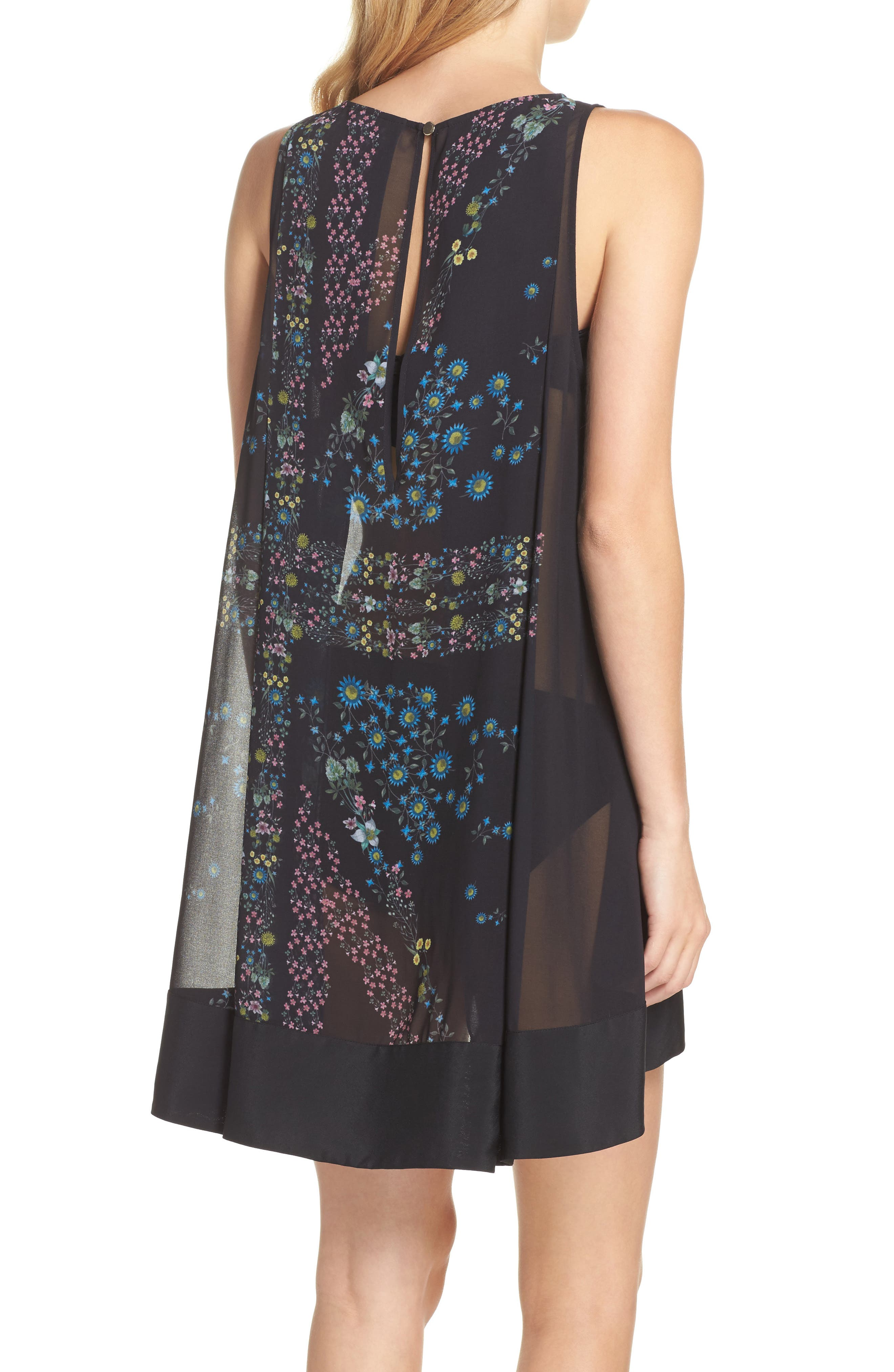 Alternate Image 2  - Ted Baker London Unity Flora Cover-Up Tunic