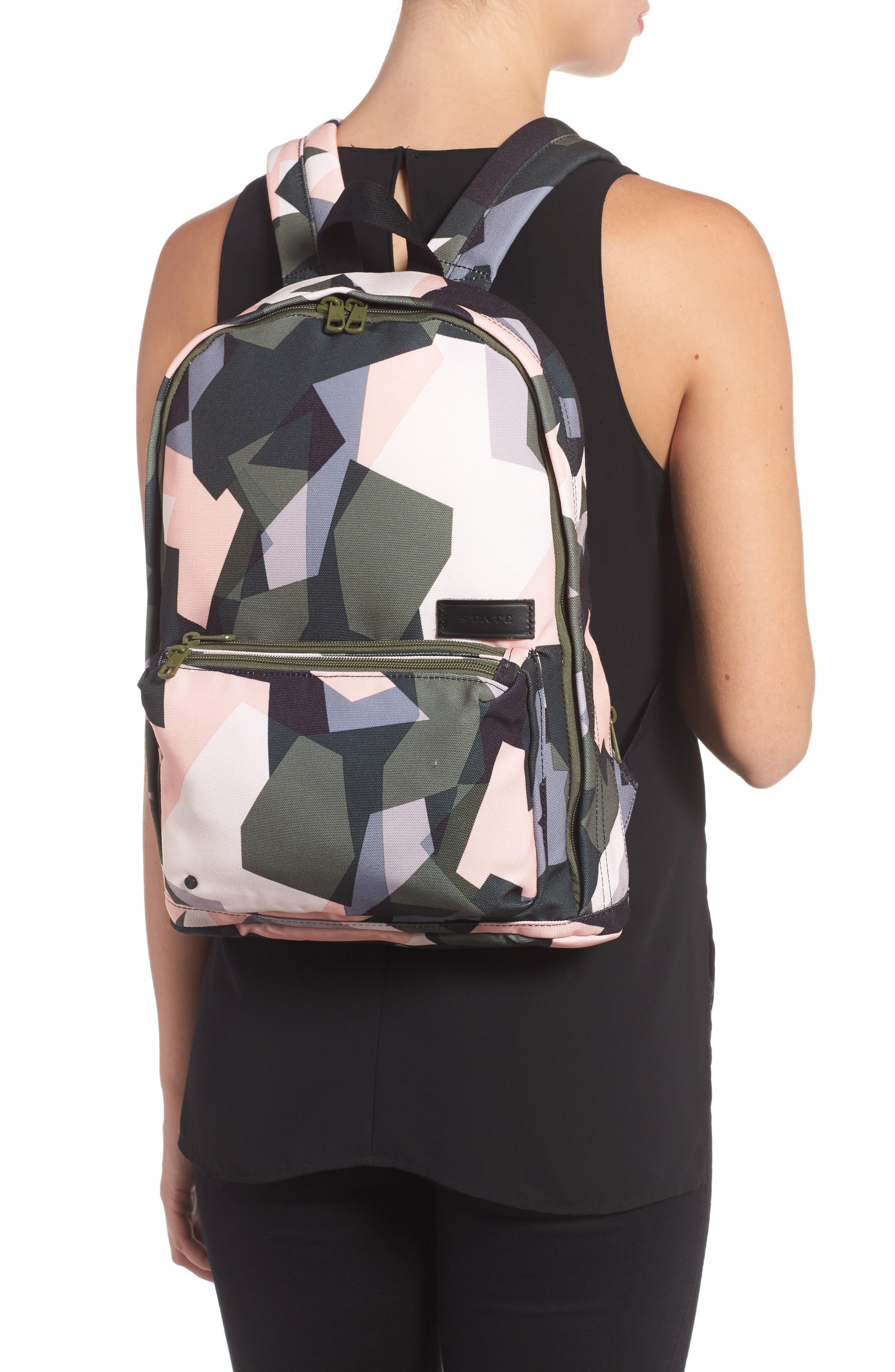 Alternate Image 2  - STATE Bags Kensington Slim Lorimer Backpack