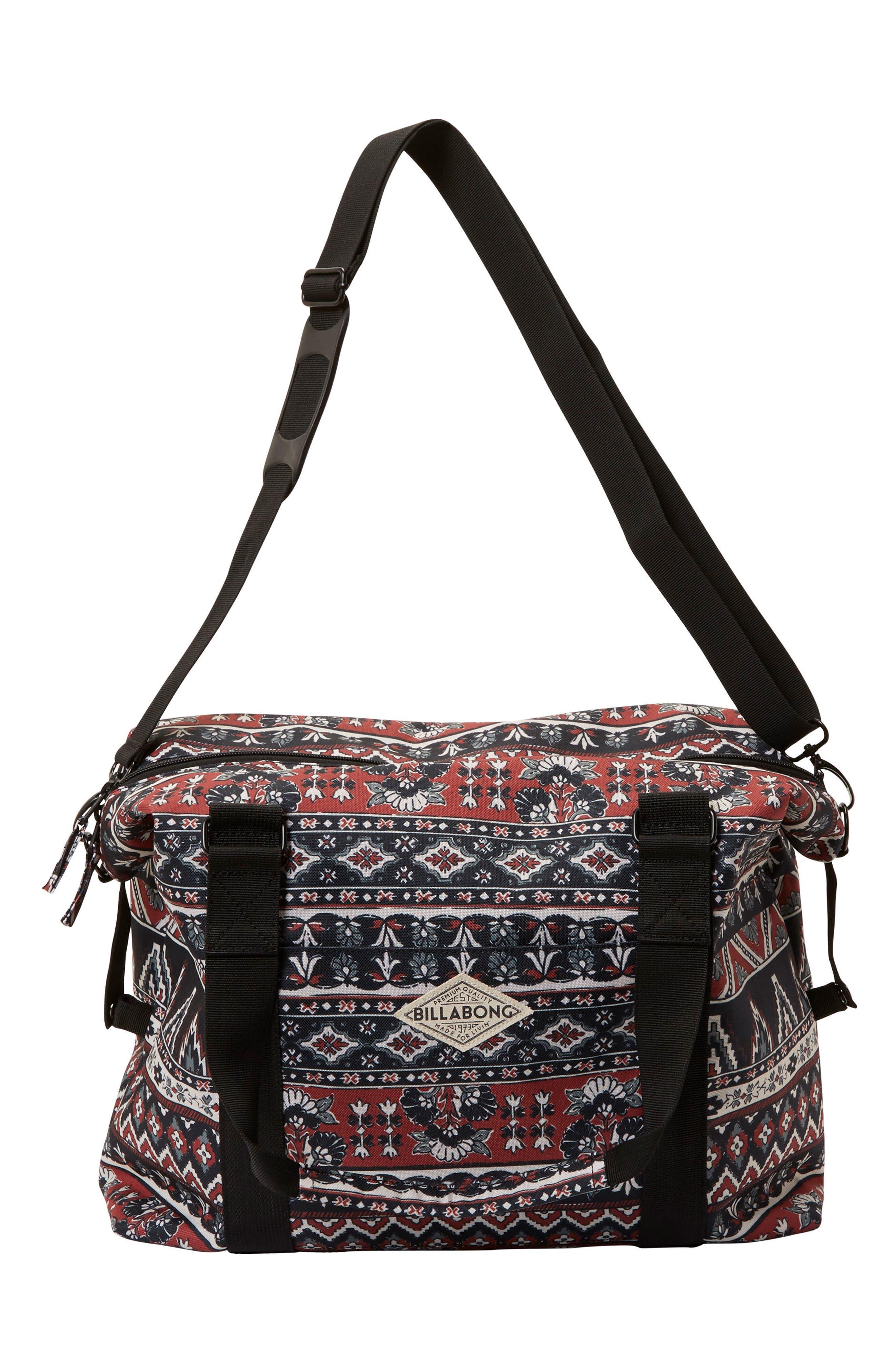 Alternate Image 1 Selected - Billabong Compass Small Duffel Bag