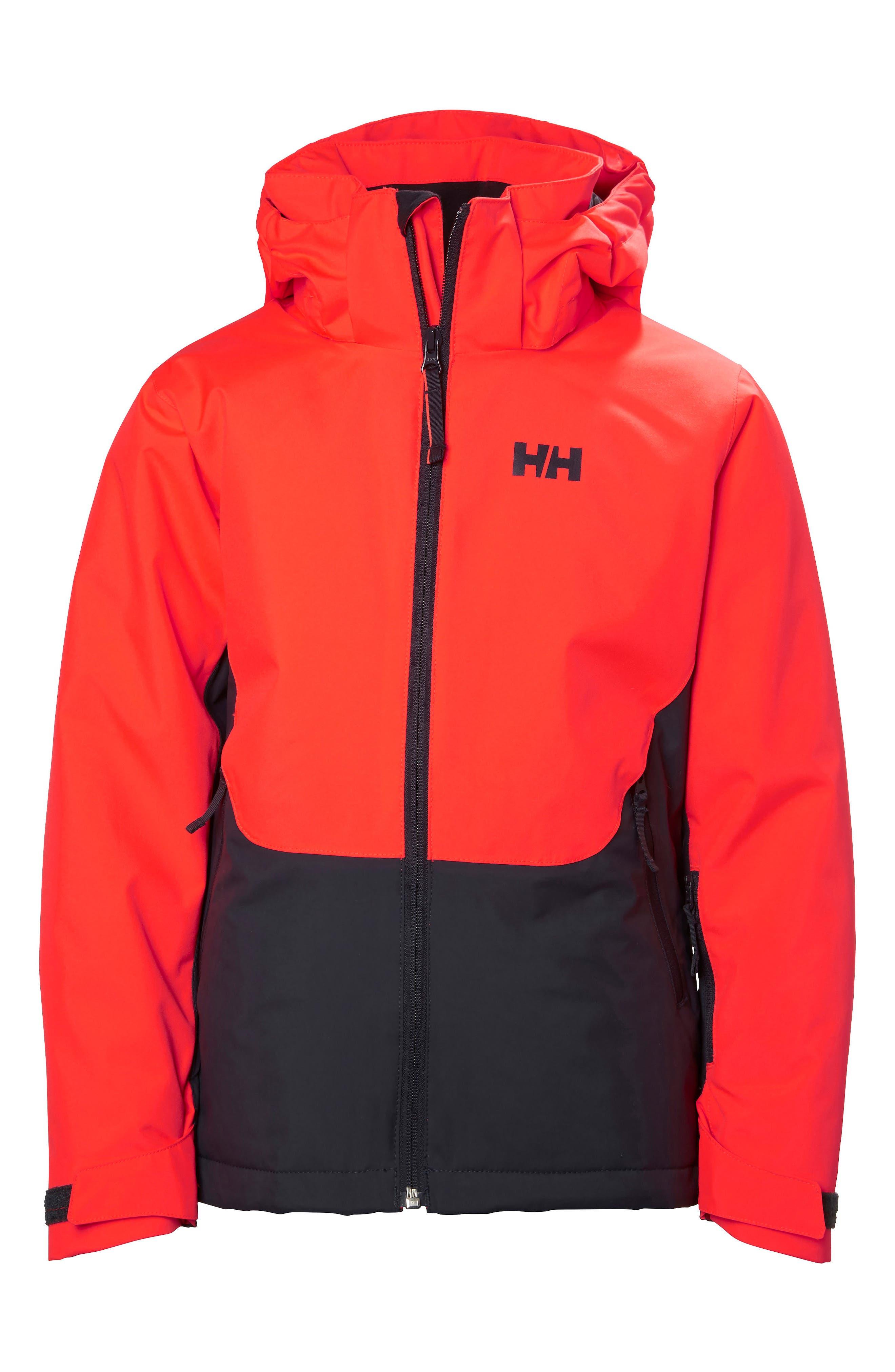 Helly Hansen Jr. Stella Waterproof Hooded Jacket (Big Girls)