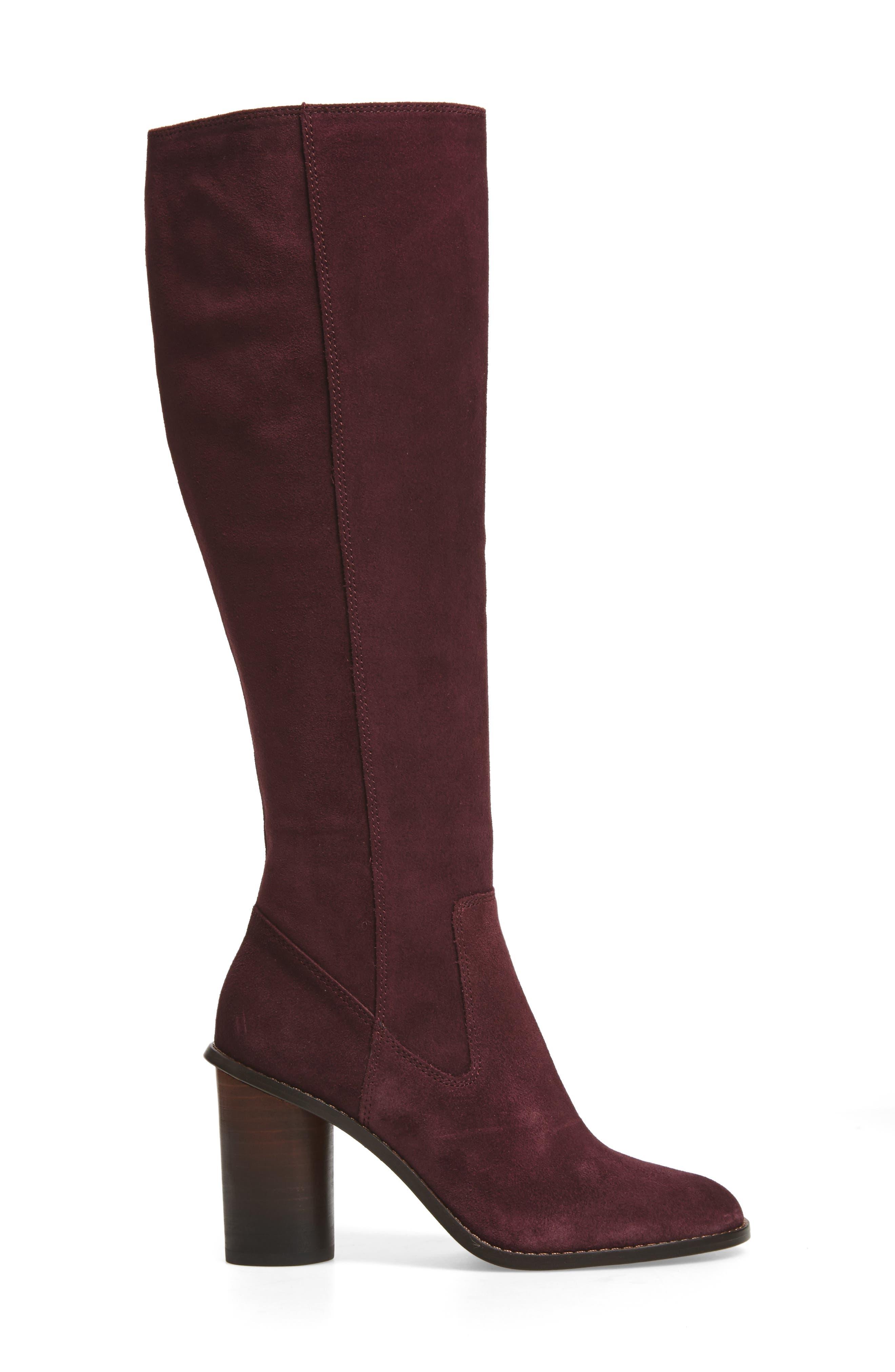 Alternate Image 3  - COACH Ombré Knee High Boot (Women)