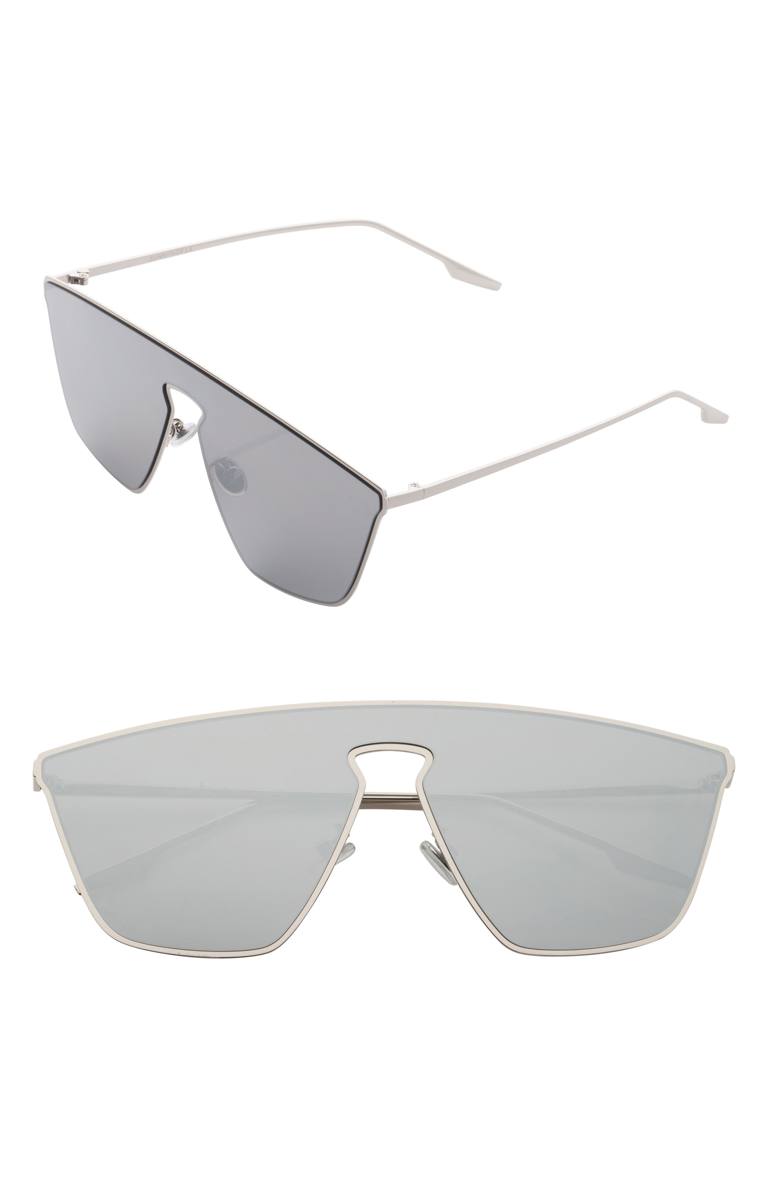 SunnySide LA 65mm Shield Sunglasses