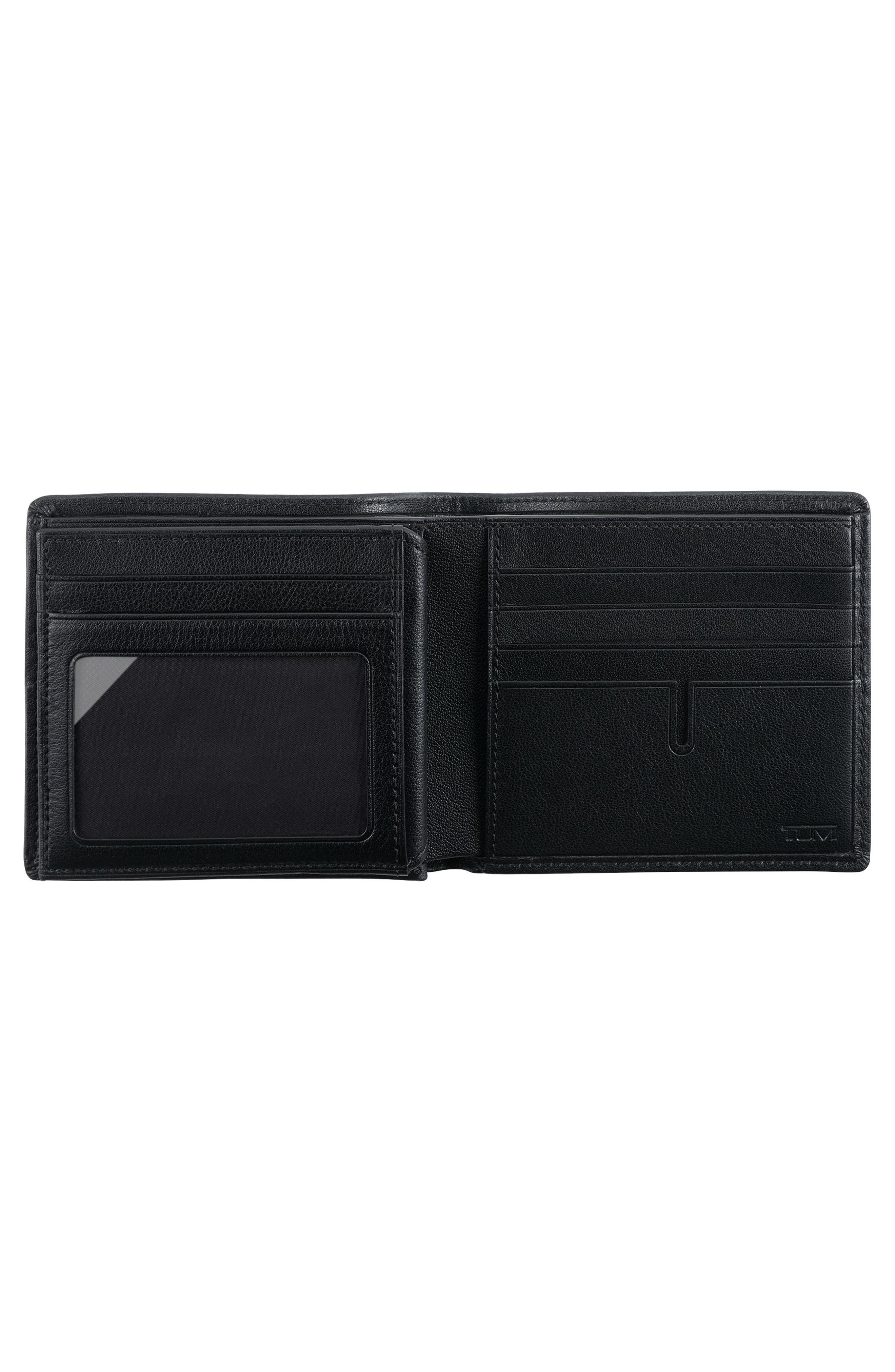 Alternate Image 2  - Tumi Global Leather Passcase Wallet