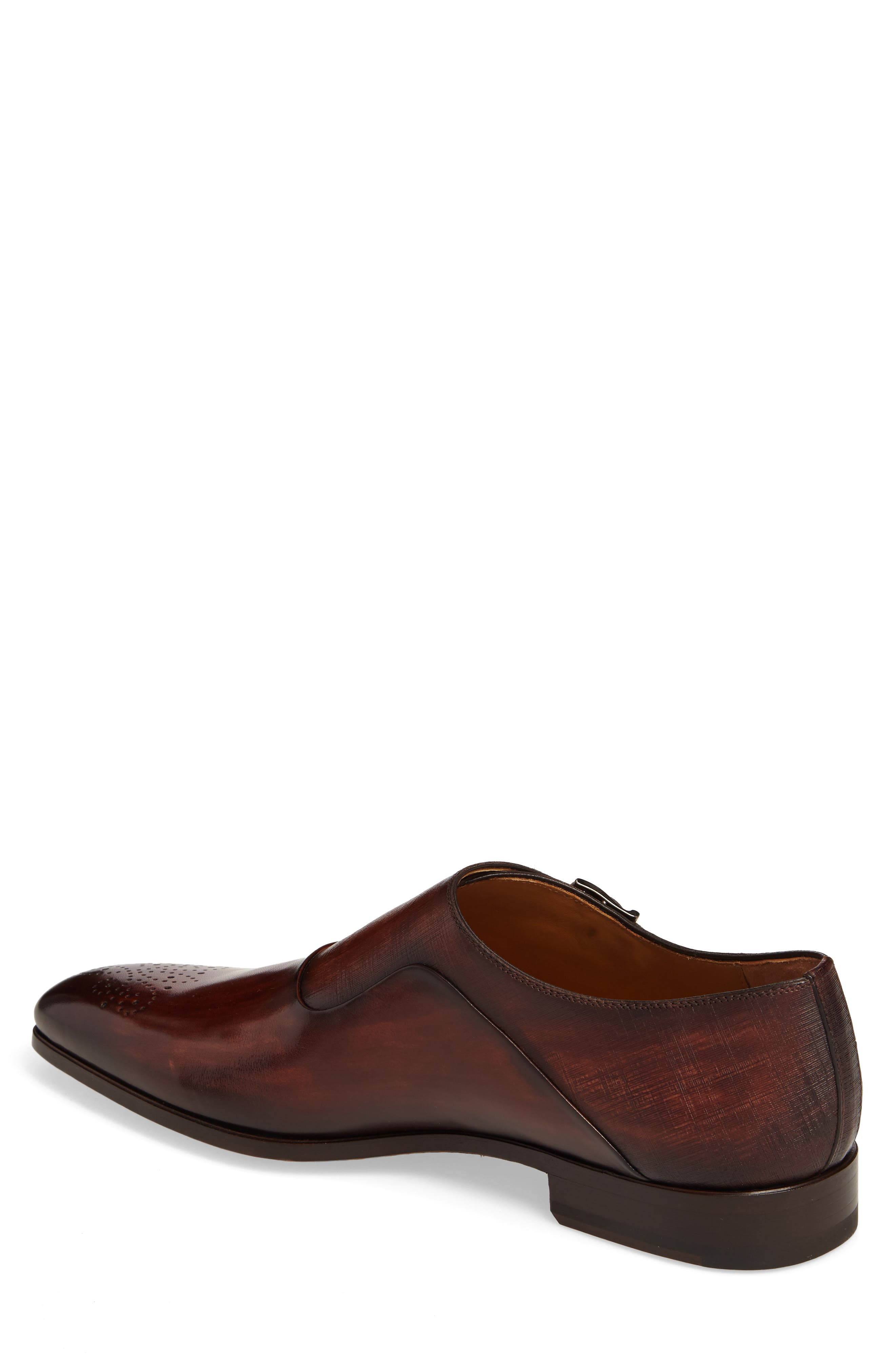 Alternate Image 2  - Magnanni Saburo Monk Strap Shoe (Men)