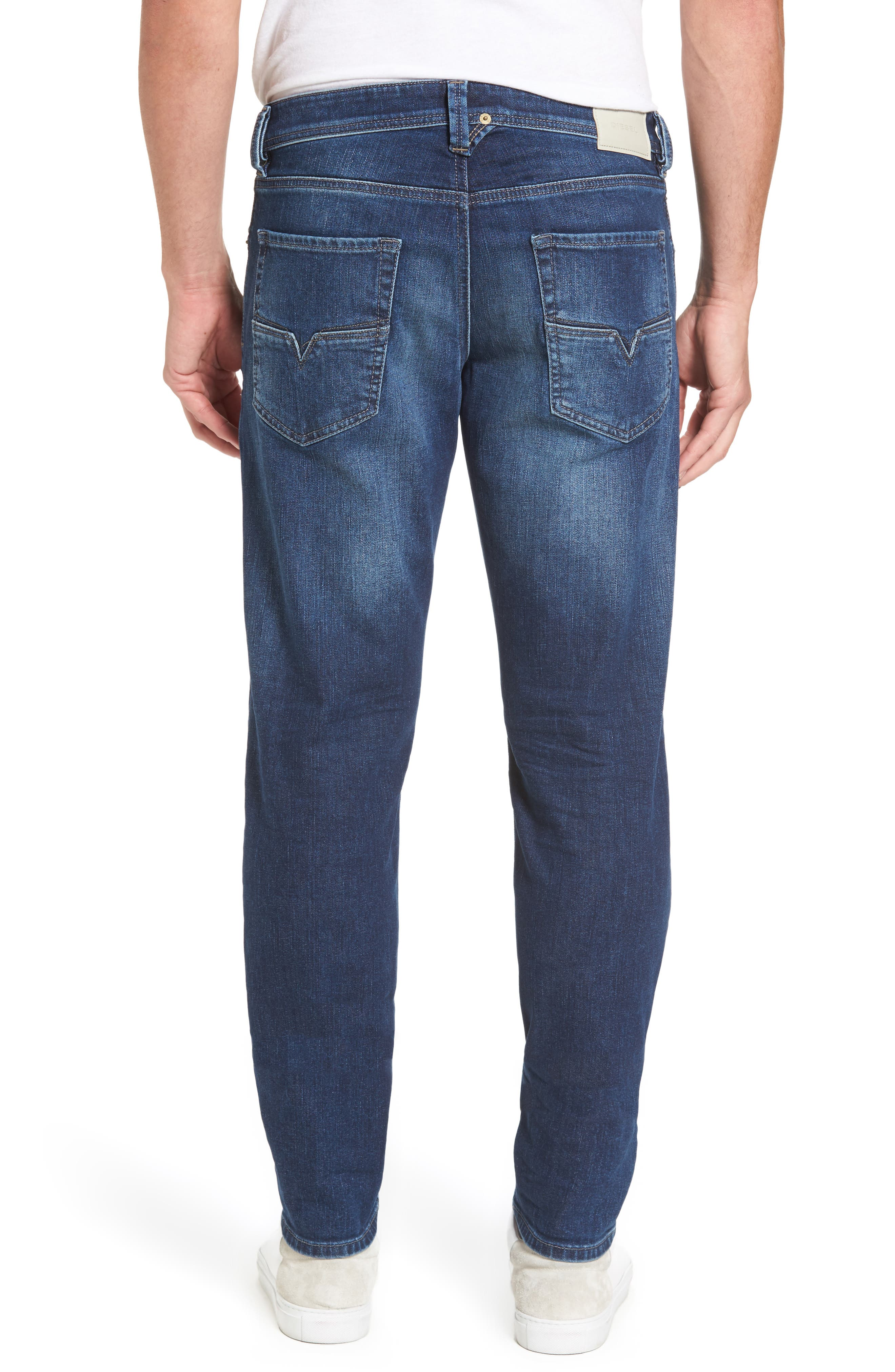 Alternate Image 2  - DIESEL® Larkee-Beex Relaxed Fit Jeans
