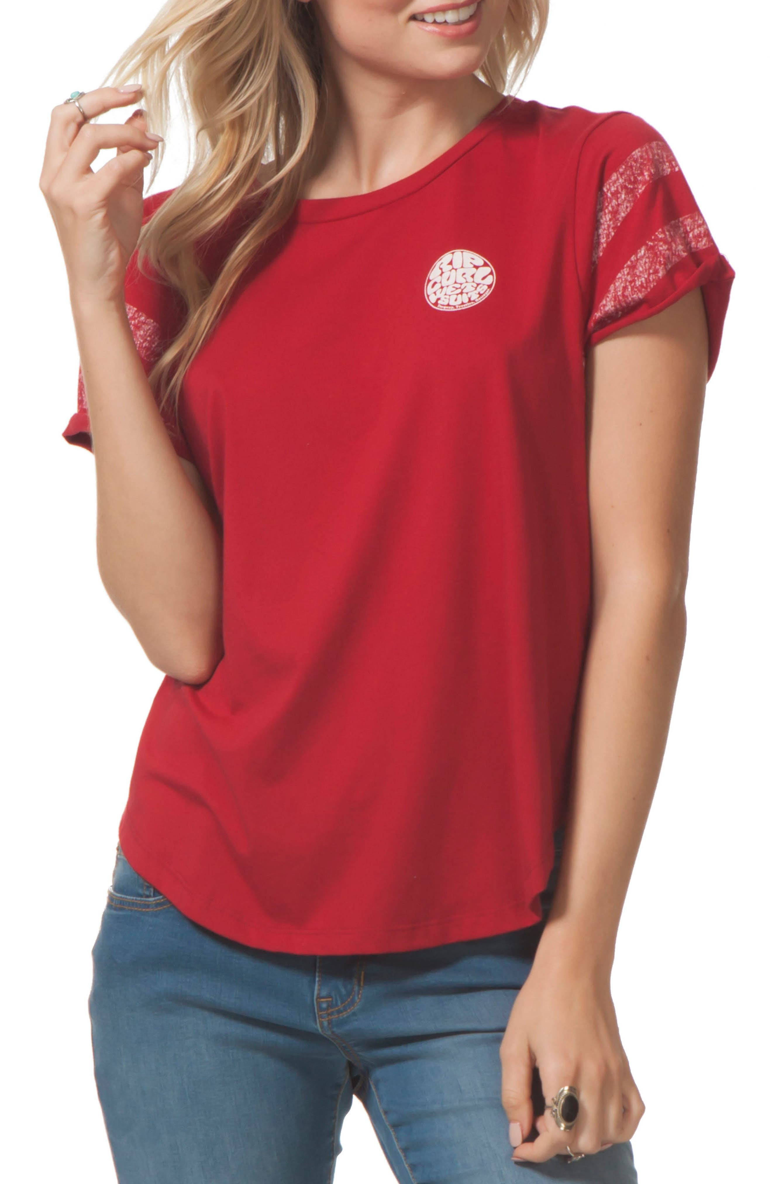 Rip Curl Wetty Revival Graphic Tee