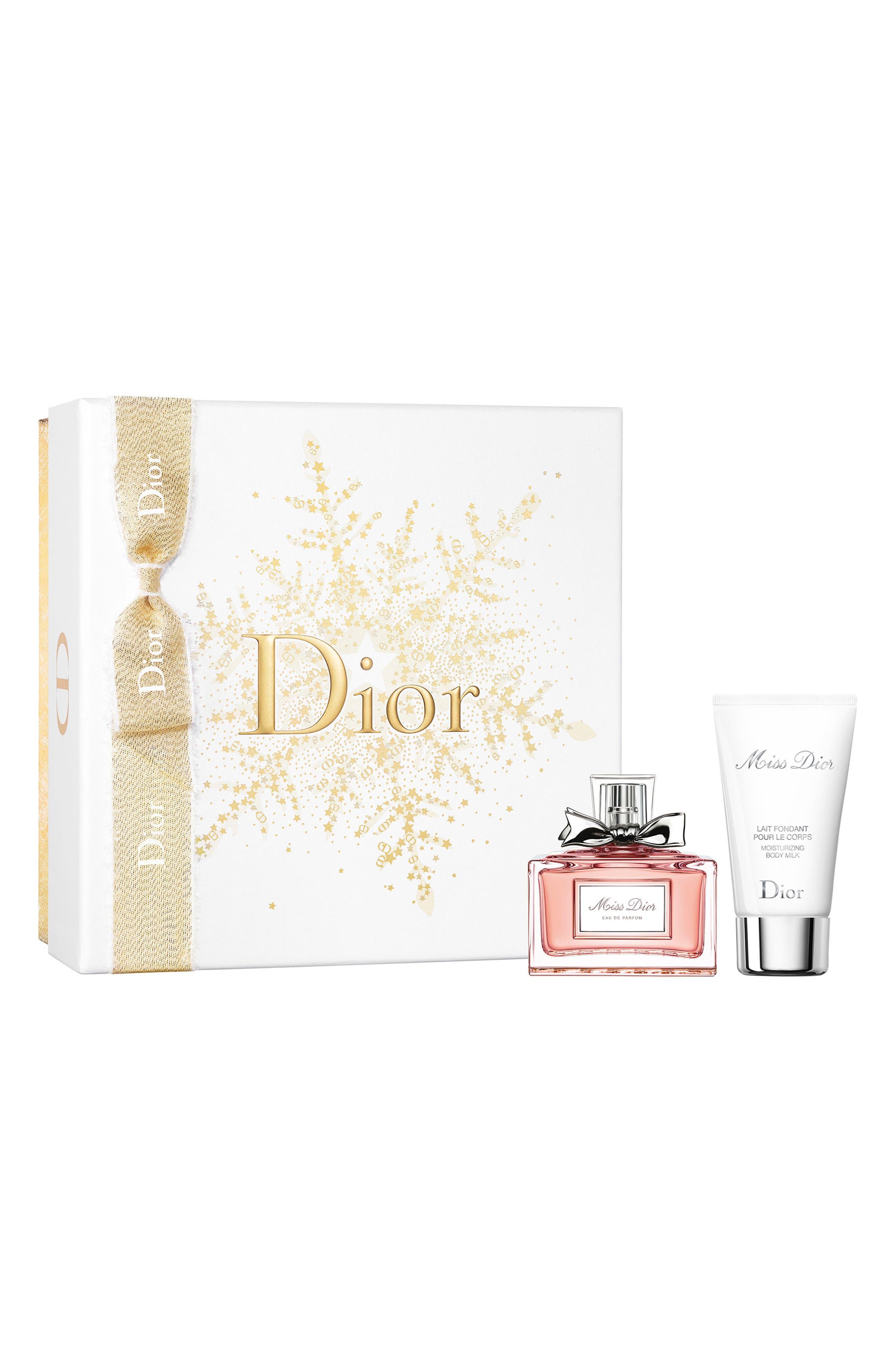 Miss Dior Small Signature Set,                         Main,                         color, No Color
