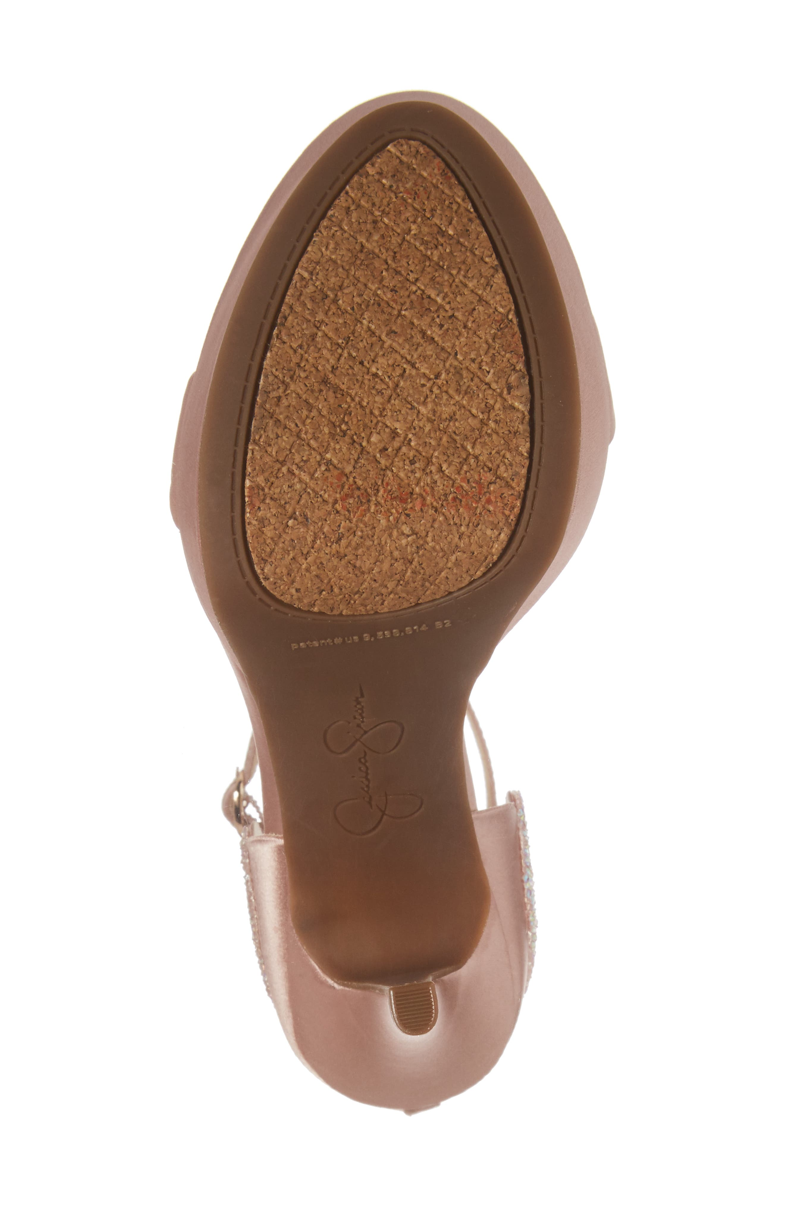Alternate Image 6  - Jessica Simpson Bayvinn Platform Sandal (Women)