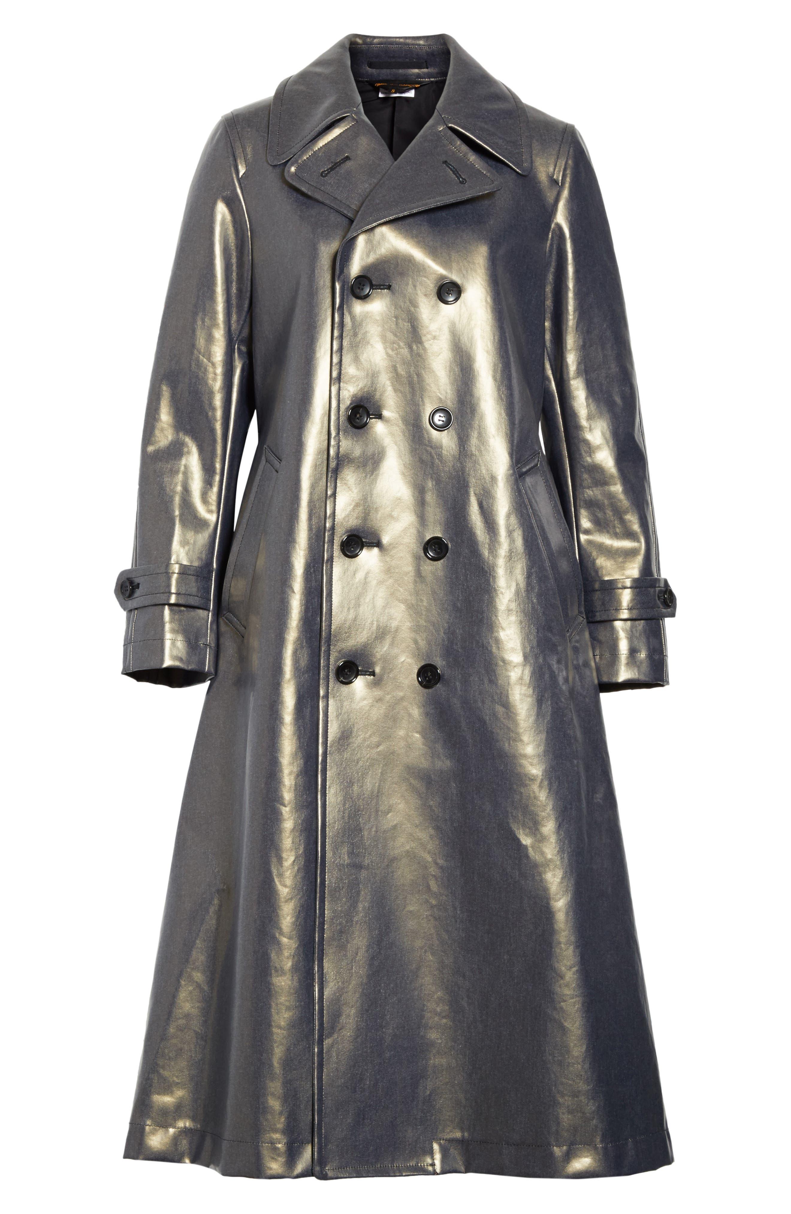 Alternate Image 6  - Comme des Garçons Double Breasted Coat