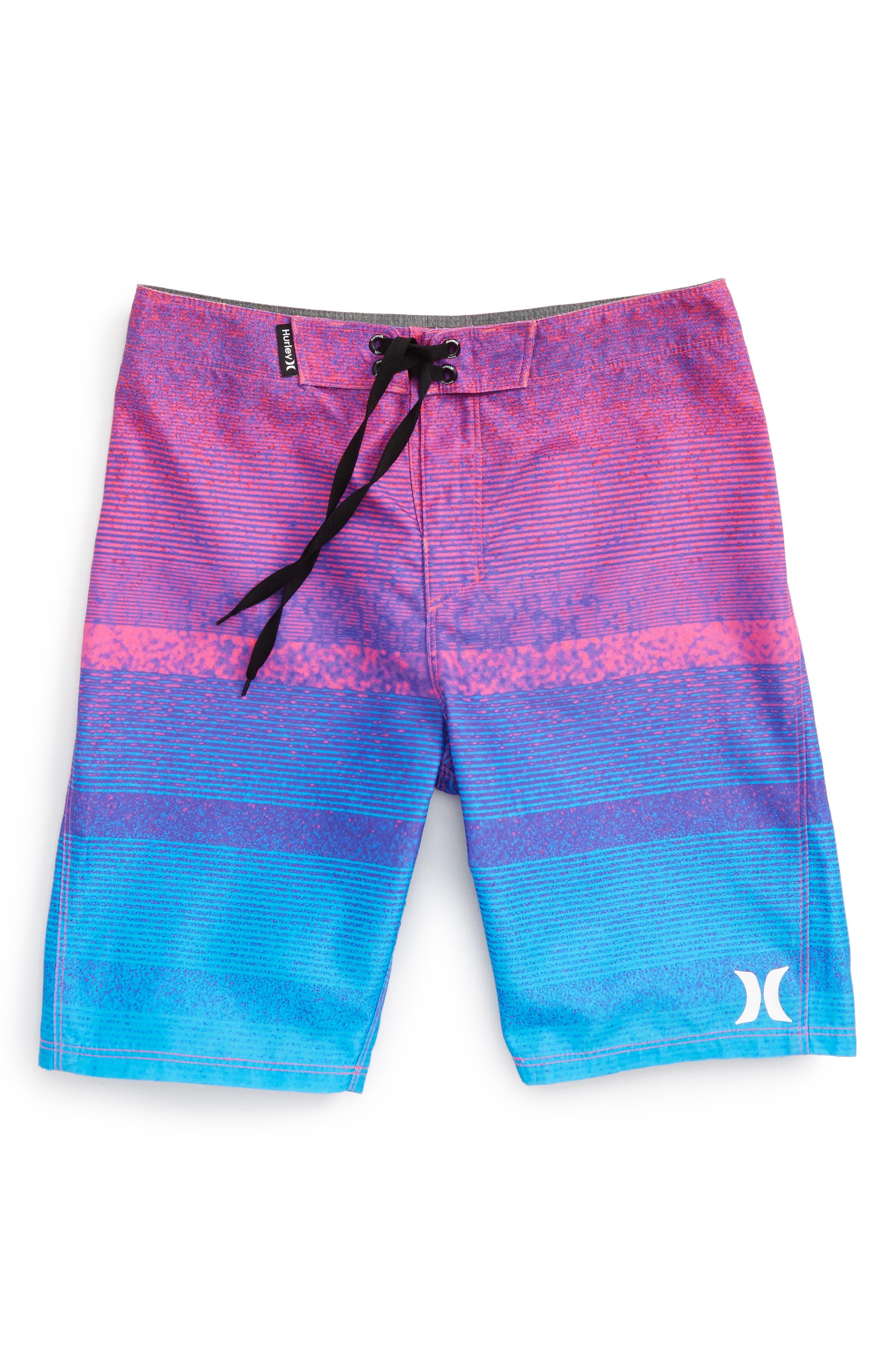 Hurley Zion Board Shorts (Big Boys)
