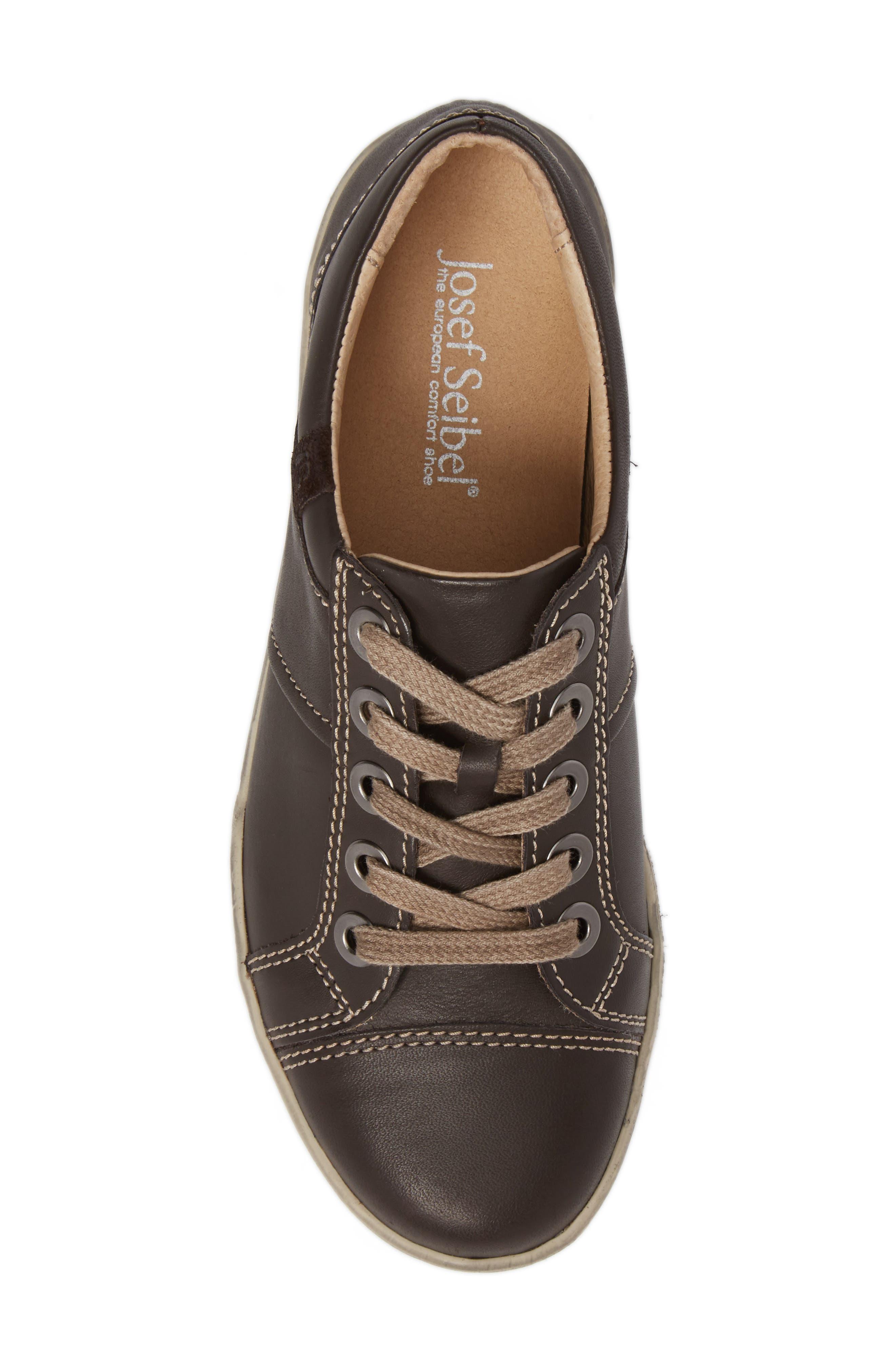 Dany 59 Sneaker,                             Alternate thumbnail 5, color,                             Moro Leather
