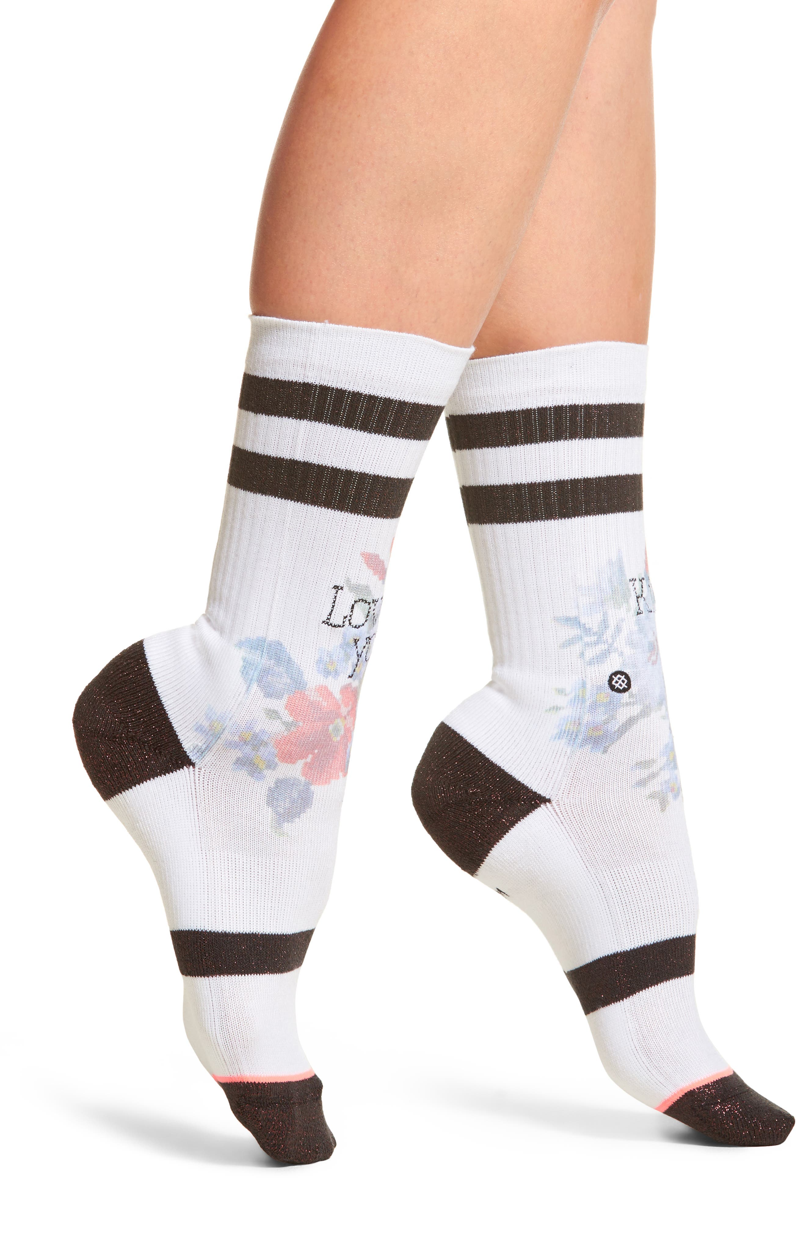 Stance Maybe Baby Crew Socks