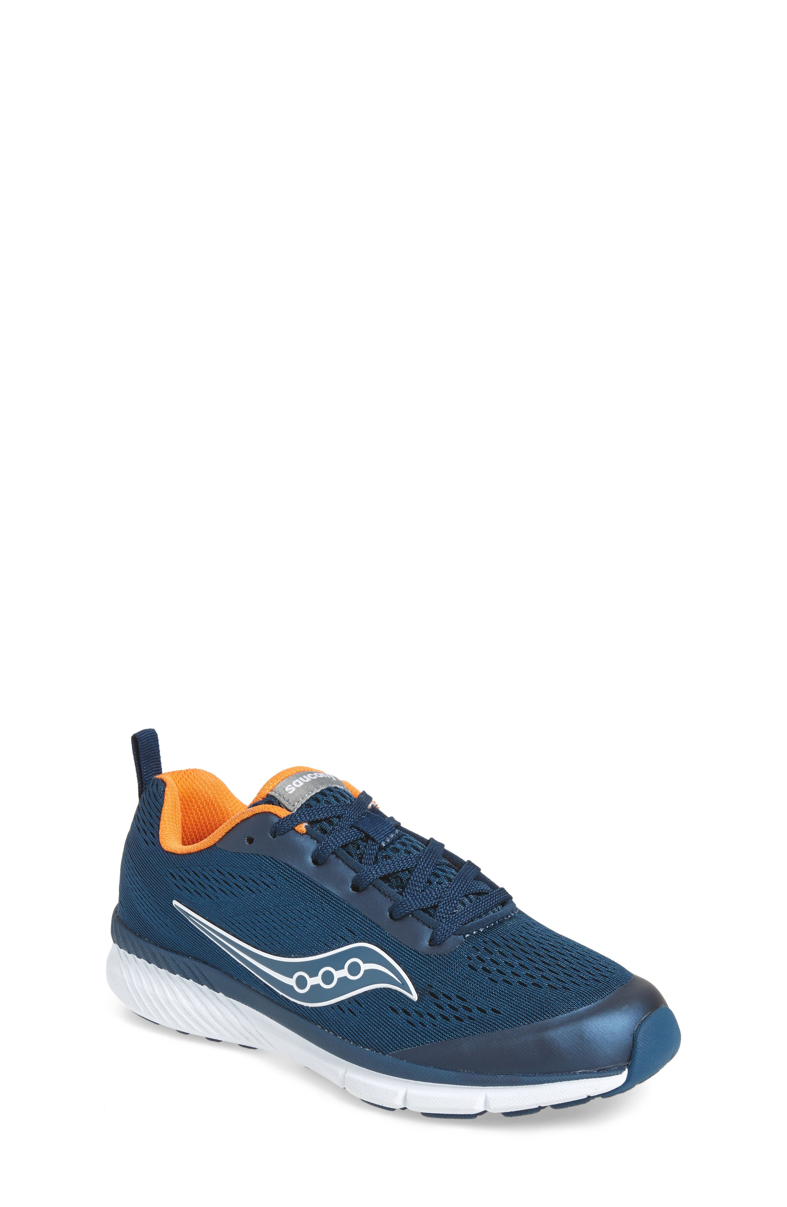 Main Image - Saucony Ideal Sneaker (Toddler, Little Kid & Big Kid)