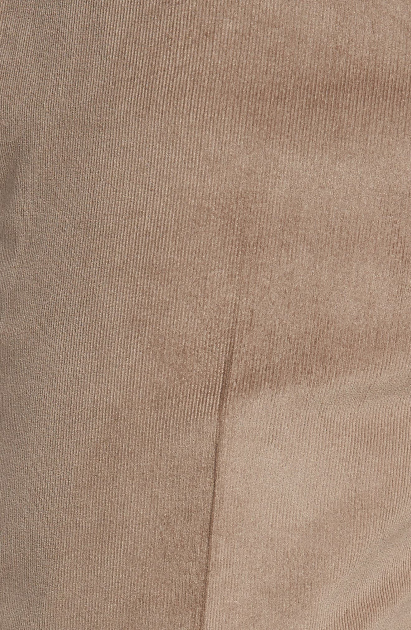 Corduroy Pants,                             Alternate thumbnail 5, color,                             Tan