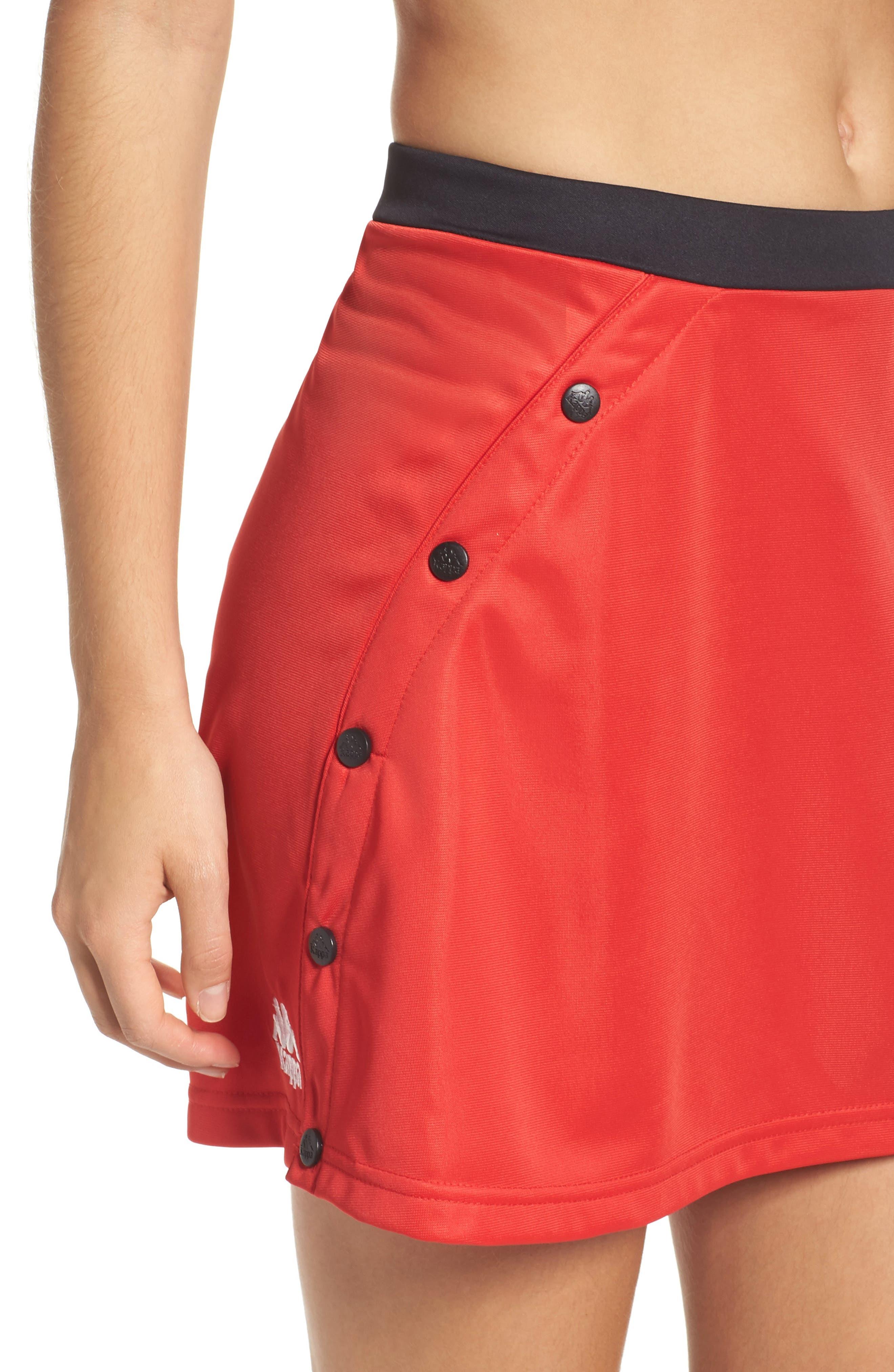 Alternate Image 4  - Kappa Authentic Piqué Skirt