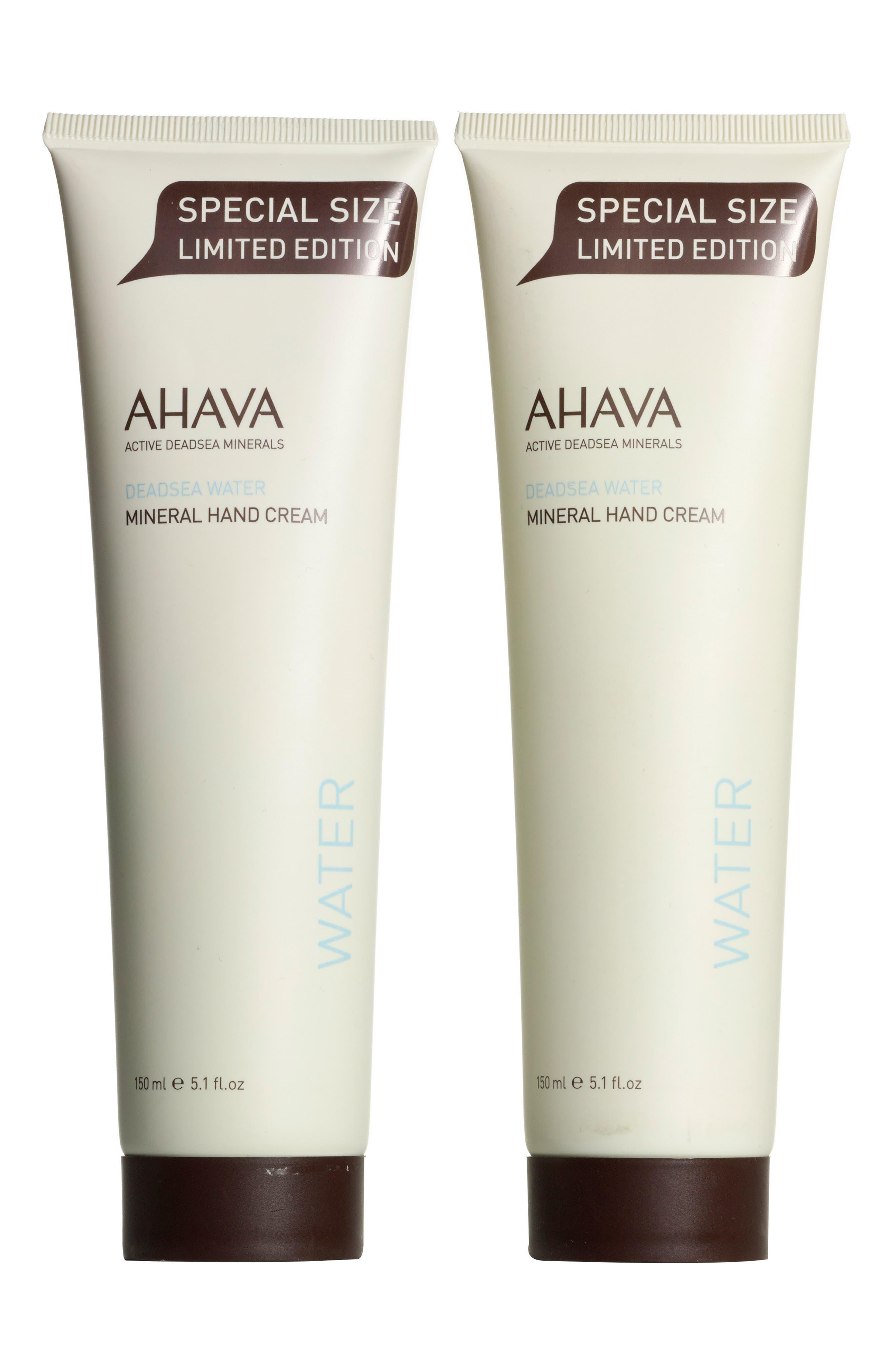 AHAVA Mineral Hand Cream Duo (Nordstrom Exclusive) ($72 Value)