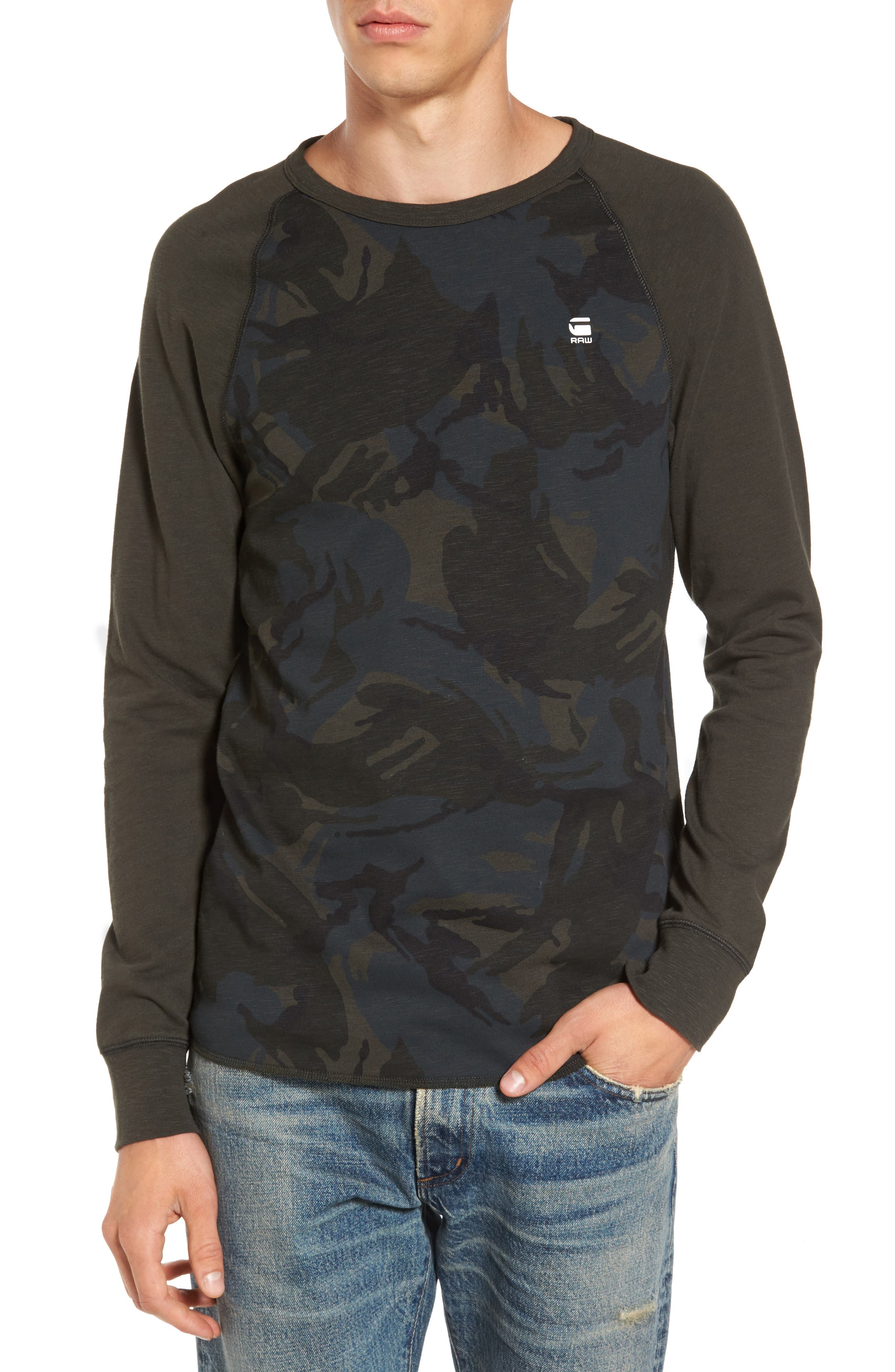 G-Star Raw Jirgi Camo T-Shirt