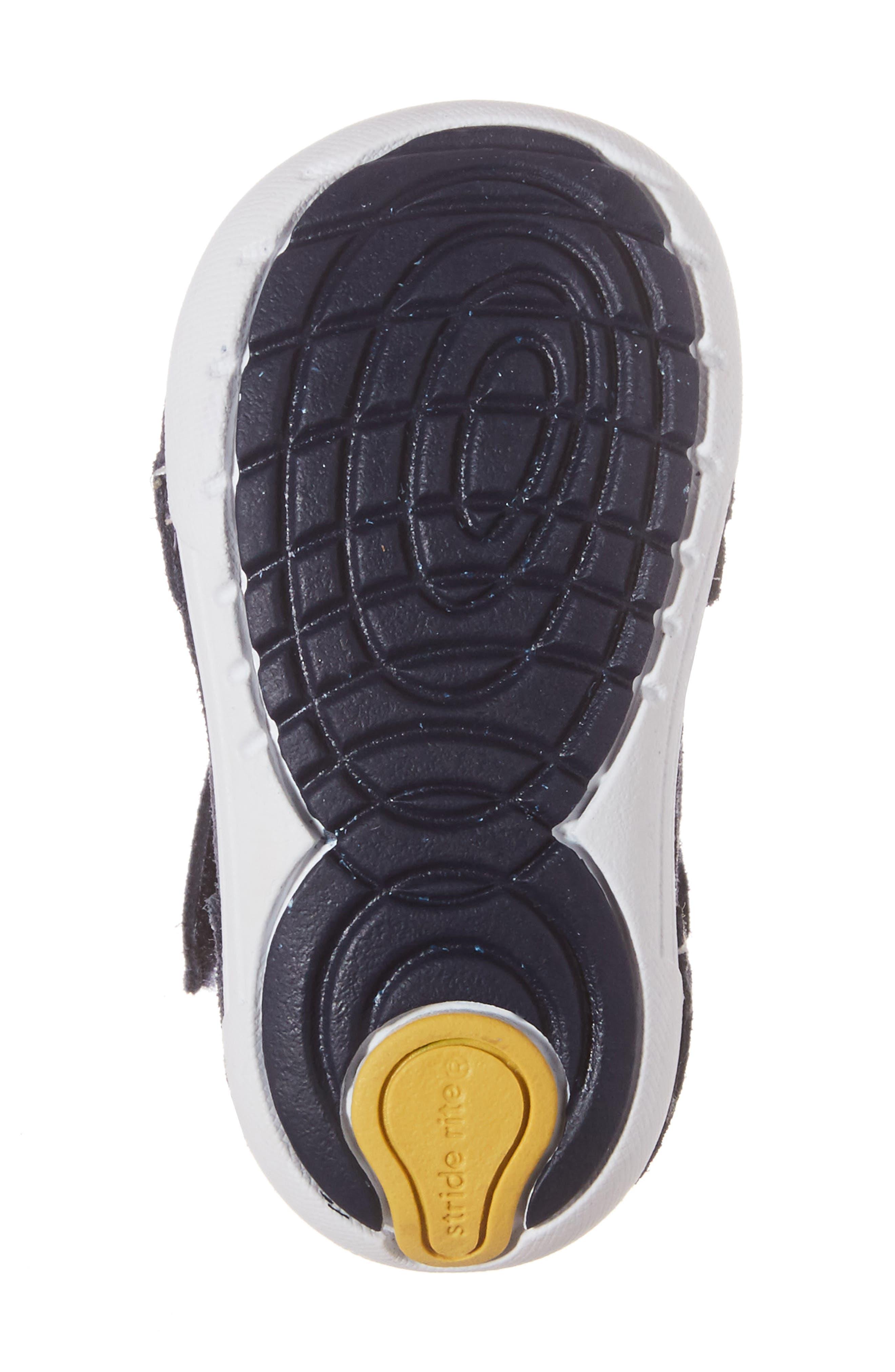 Soft Motion Danny Sneaker,                             Alternate thumbnail 6, color,                             Navy