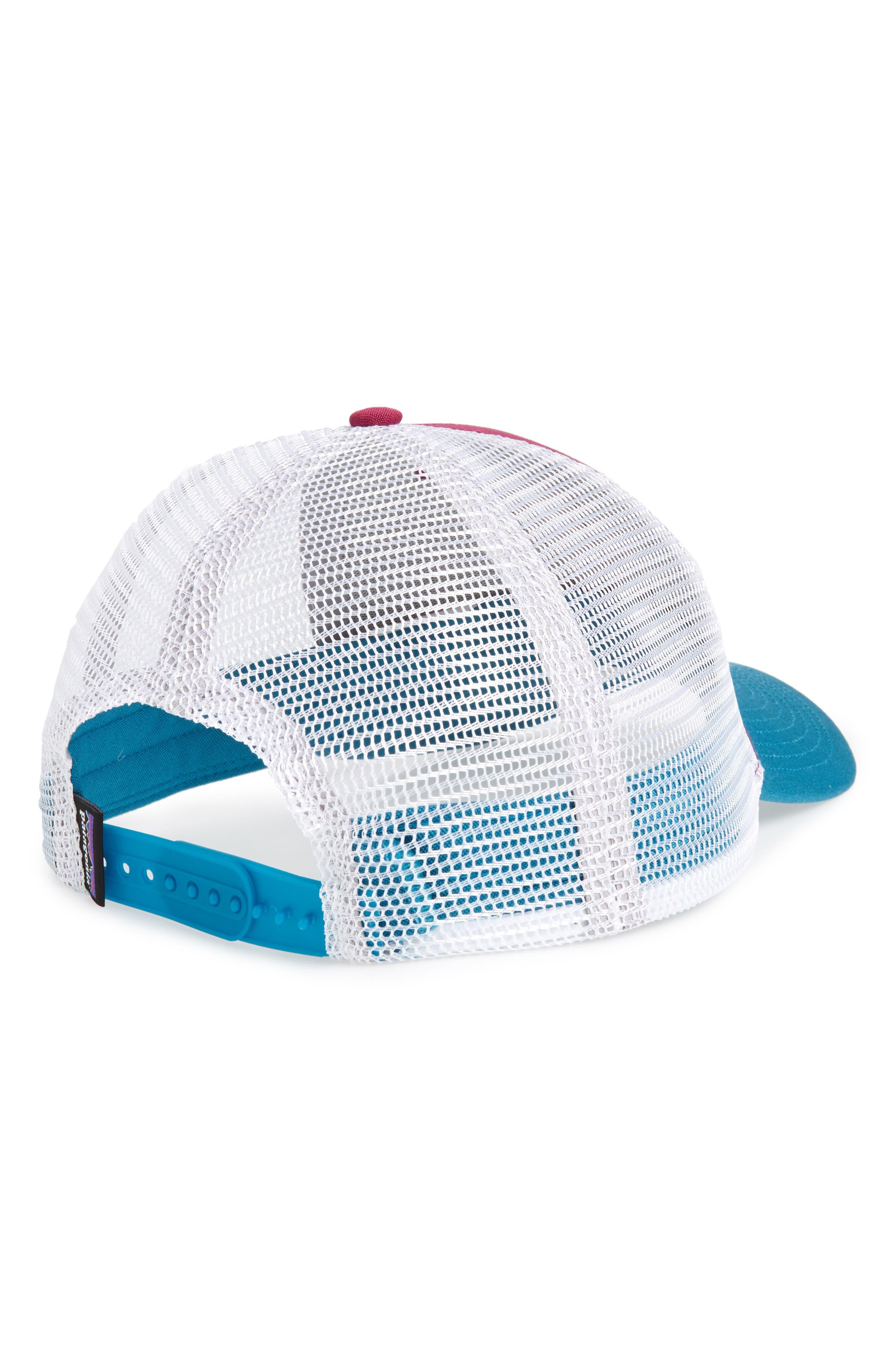Alternate Image 2  - Patagonia Board Short Trucker Hat