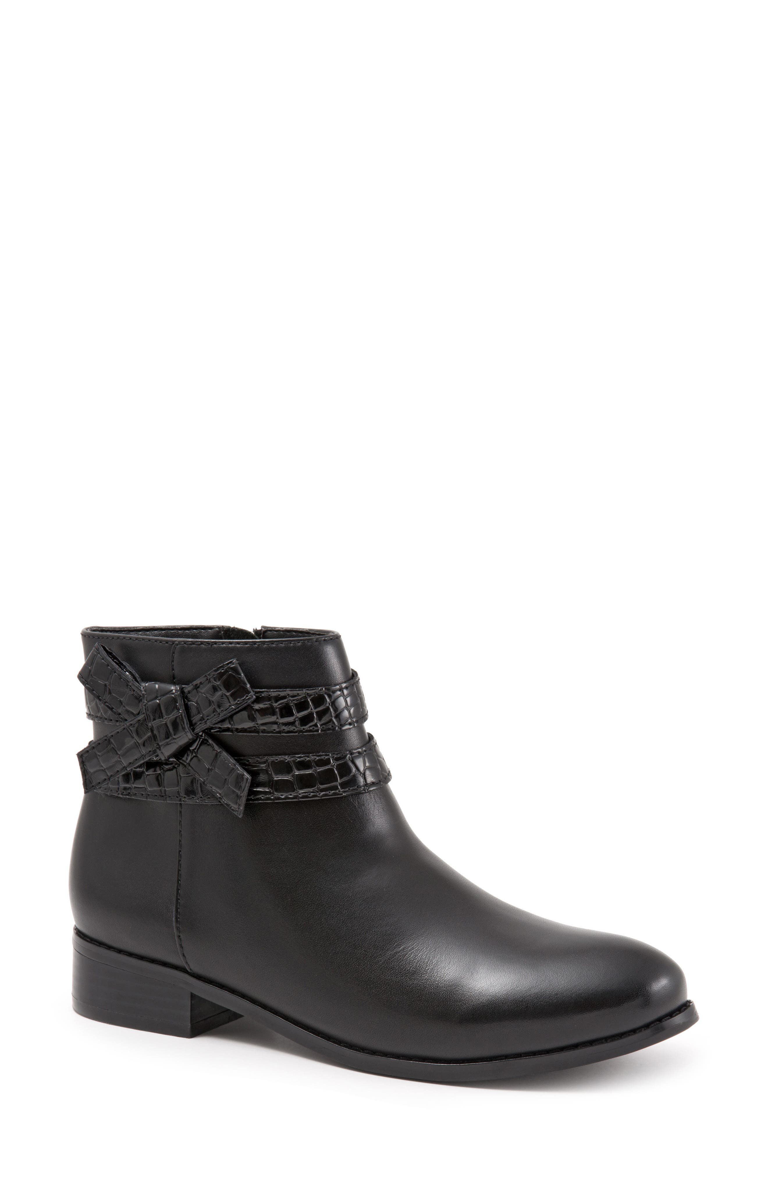 Trotters 'Luxury' Bootie (Women)