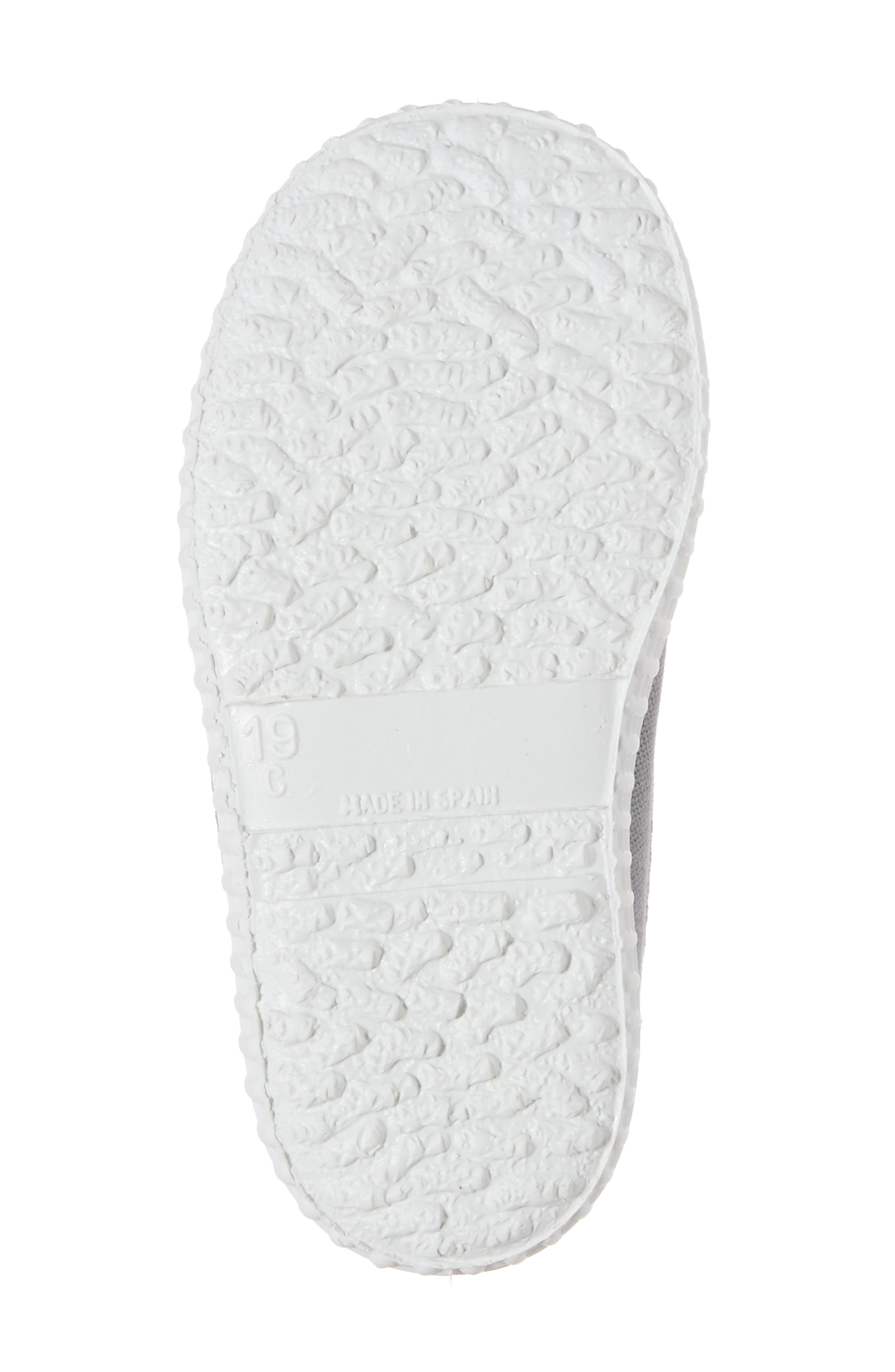 Slip-On Sneaker,                             Alternate thumbnail 6, color,                             Light Grey