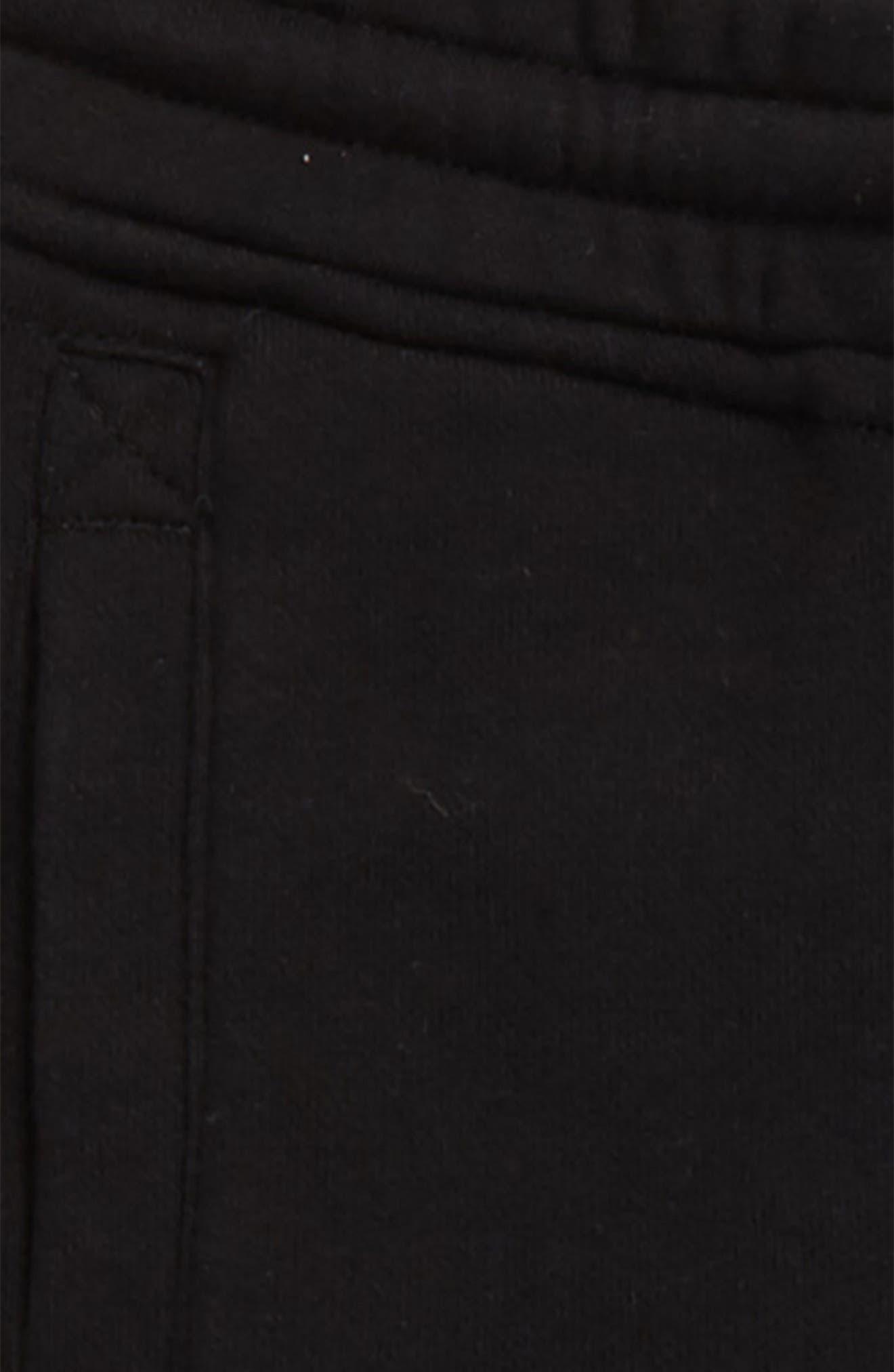 Julius Knit Jogger Pants,                             Alternate thumbnail 2, color,                             Black
