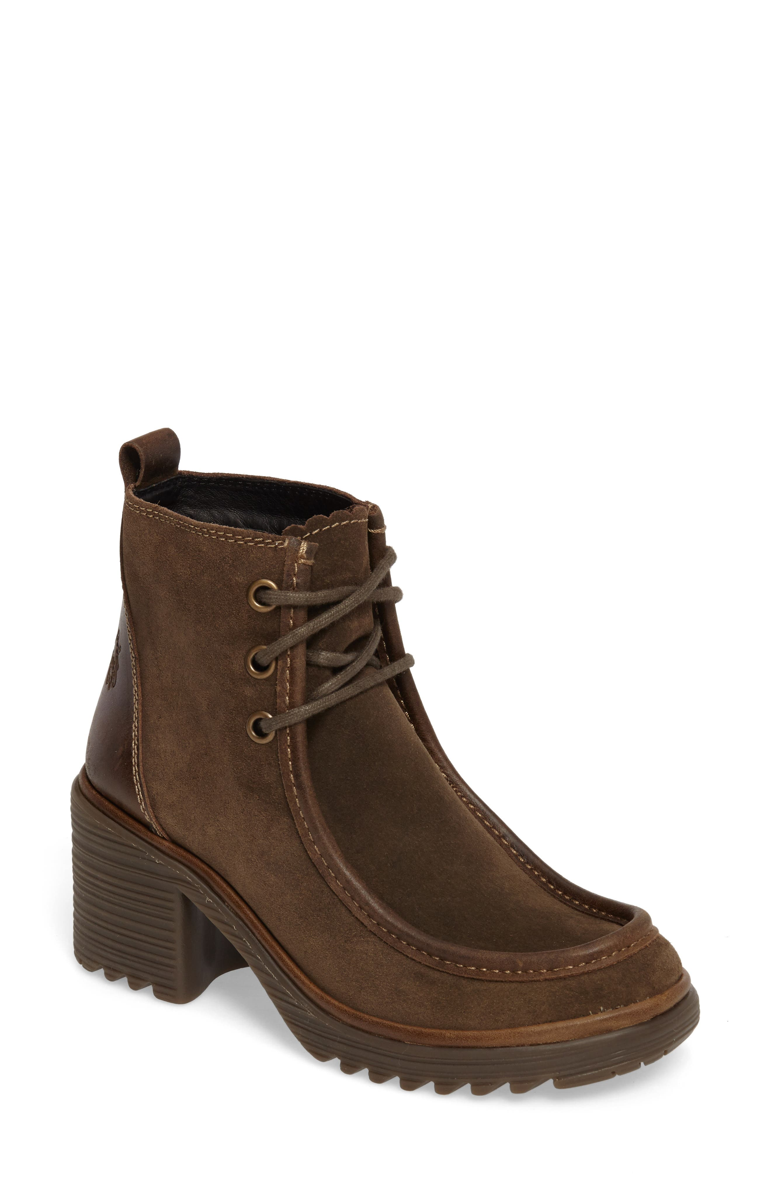 Wins Boot,                         Main,                         color, Sludge Oil Suede