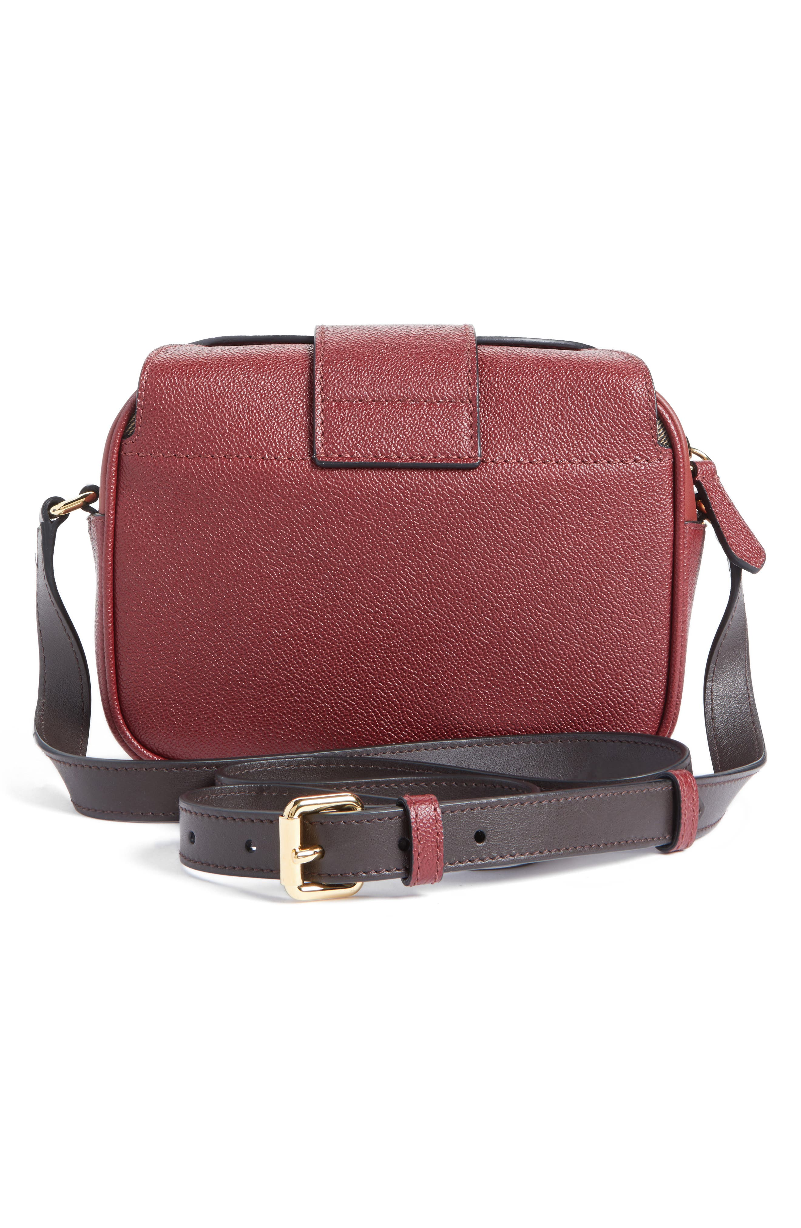 Alternate Image 3  - Burberry Small Buckle Leather Camera Crossbody Bag