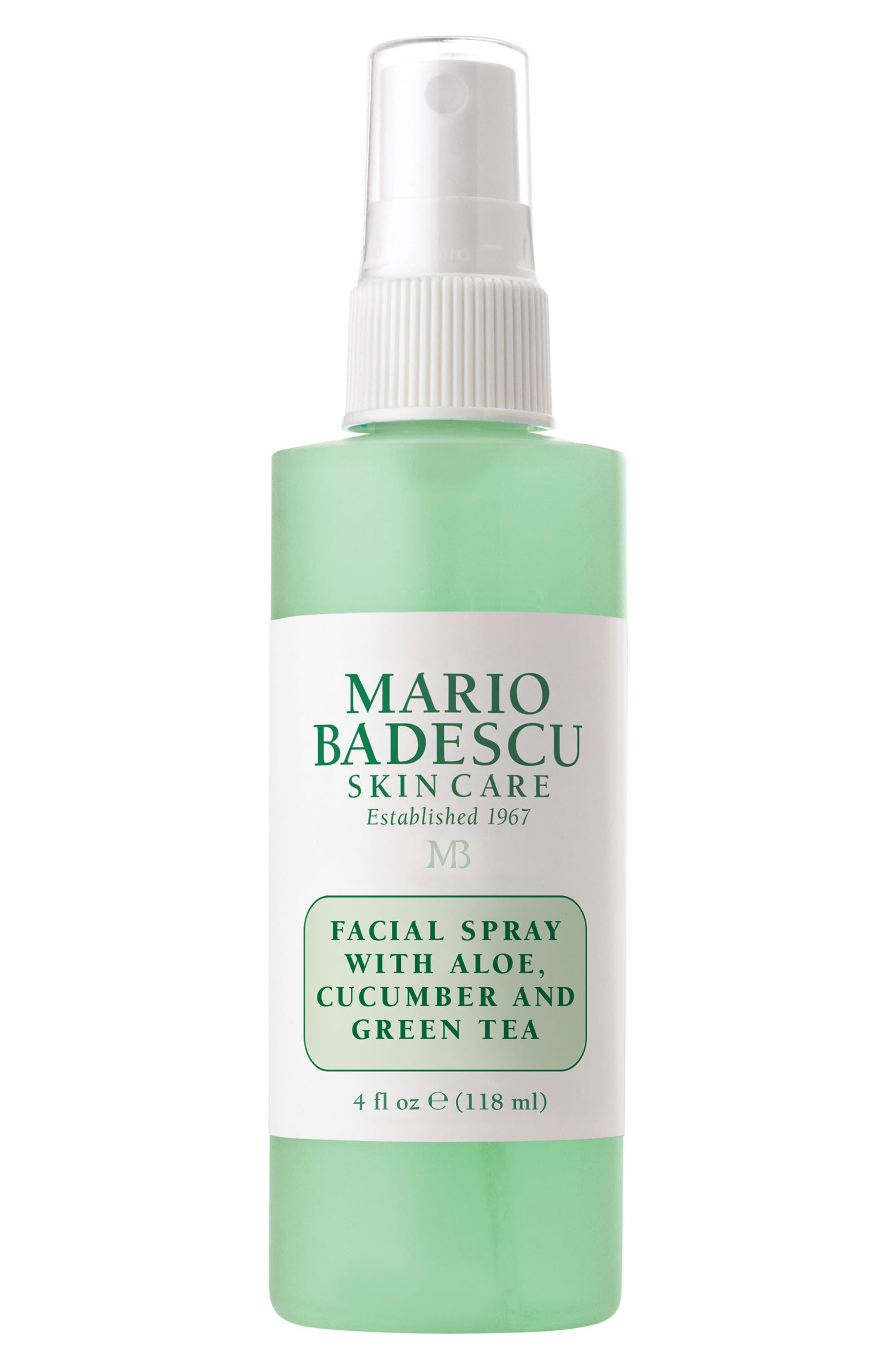 Main Image - Mario Badescu Facial Spray with Aloe, Cucumber & Green Tea