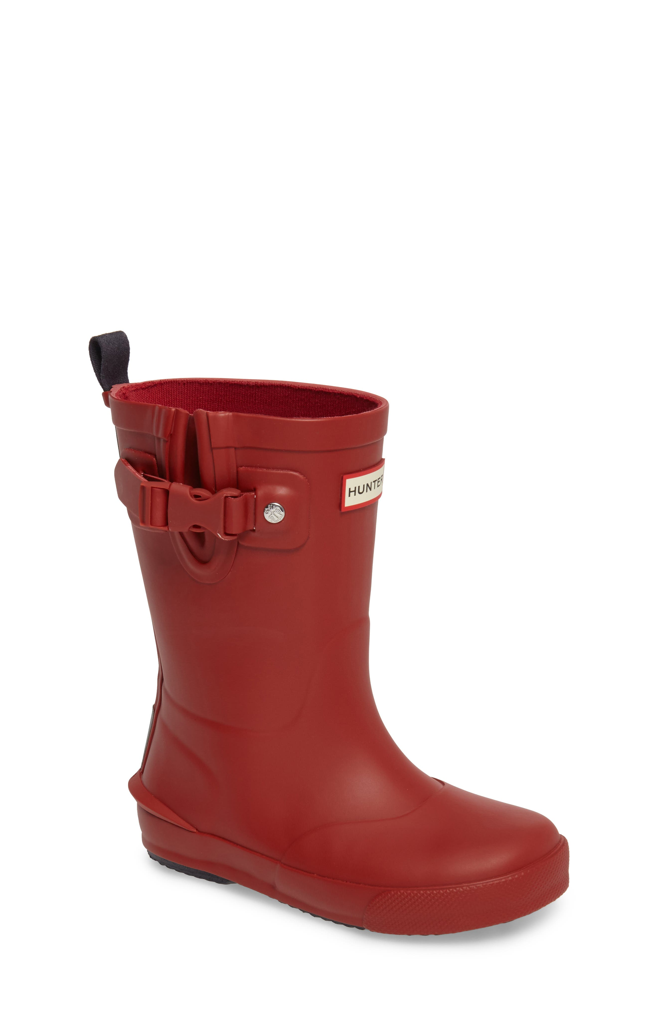 Hunter 'Davison' Rain Boot (Toddler)