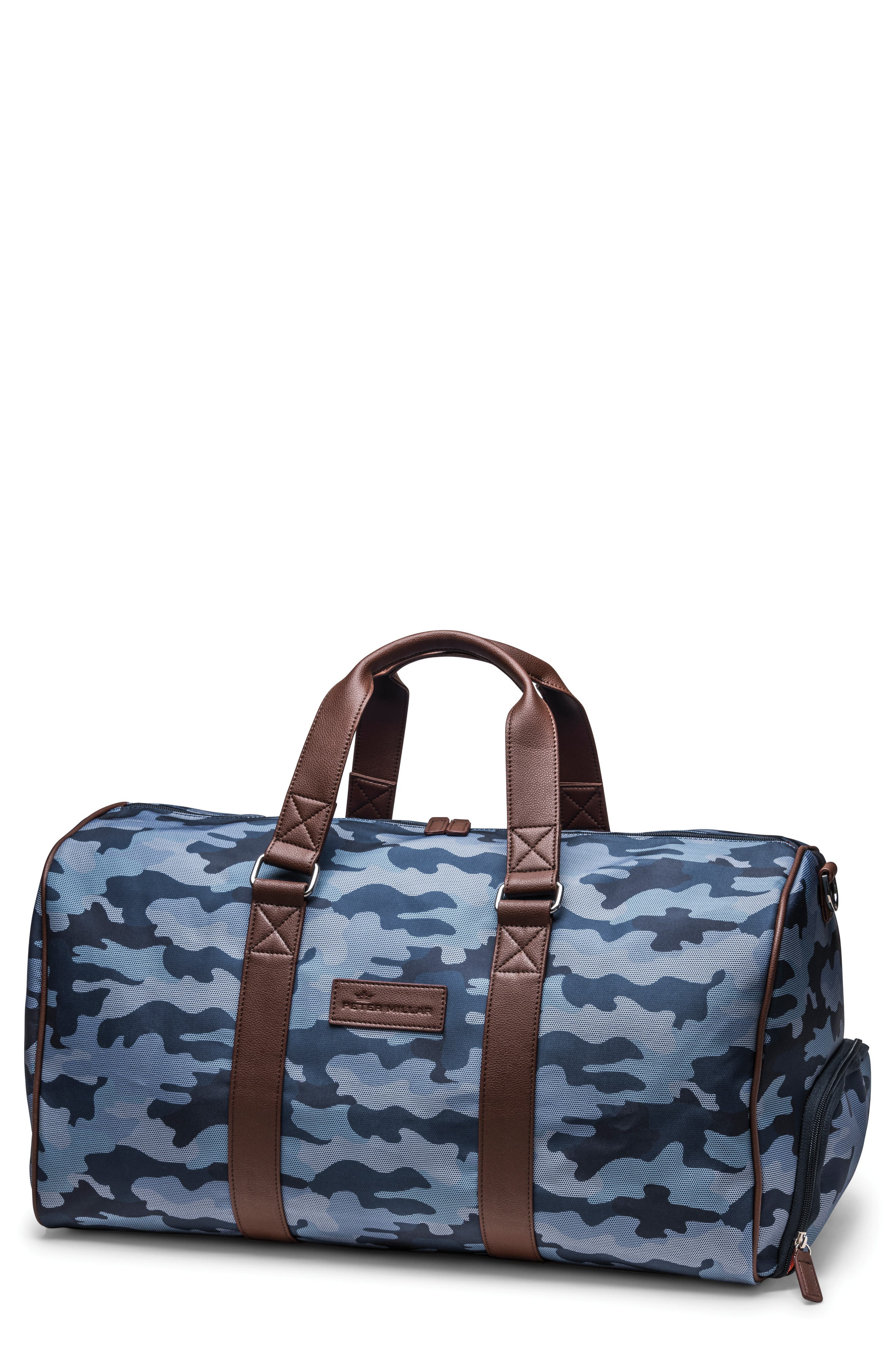 Alternate Image 1 Selected - Peter Millar Camo Duffel Bag