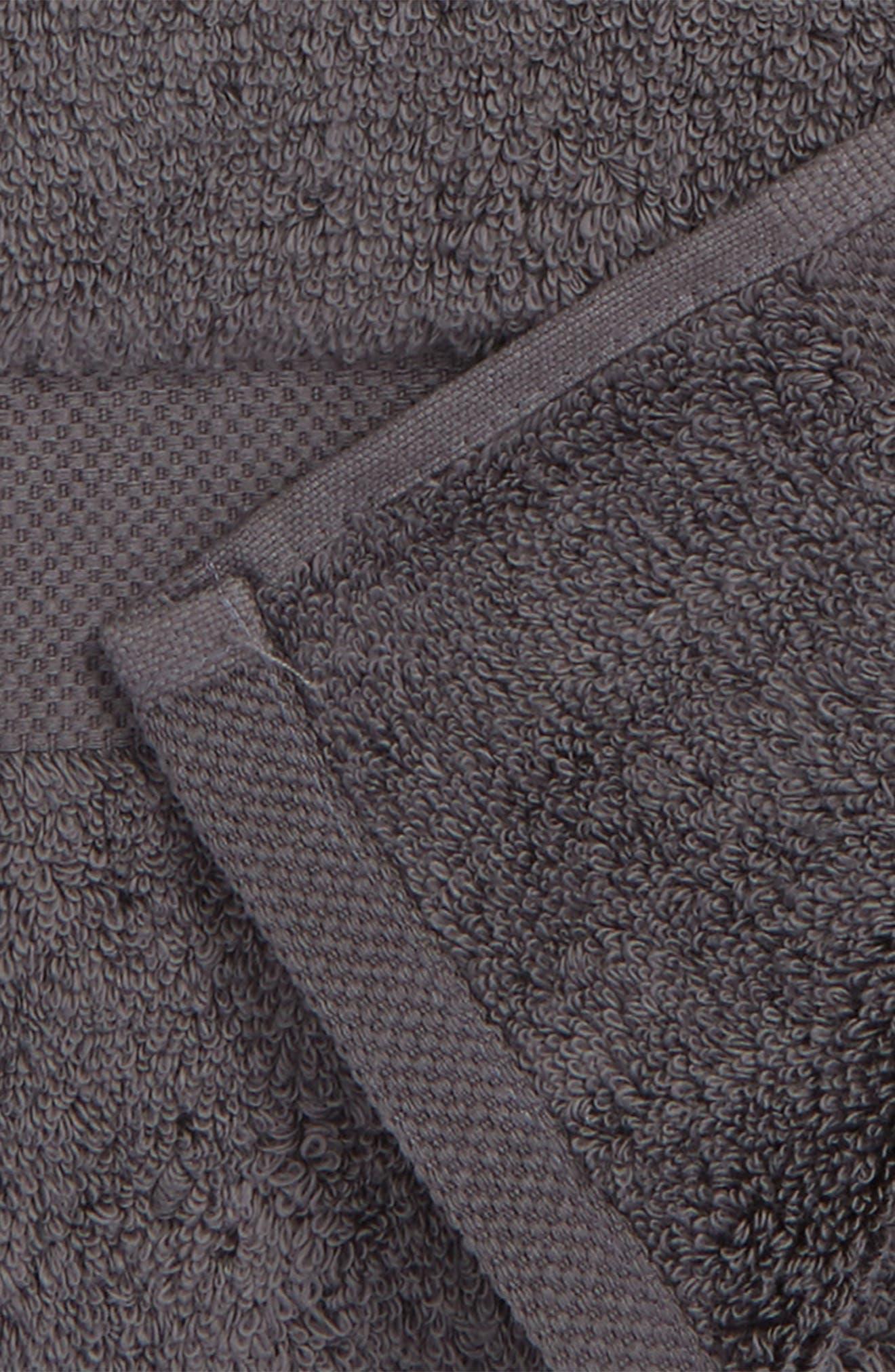 Alternate Image 2  - Matouk Lotus Hand Towel