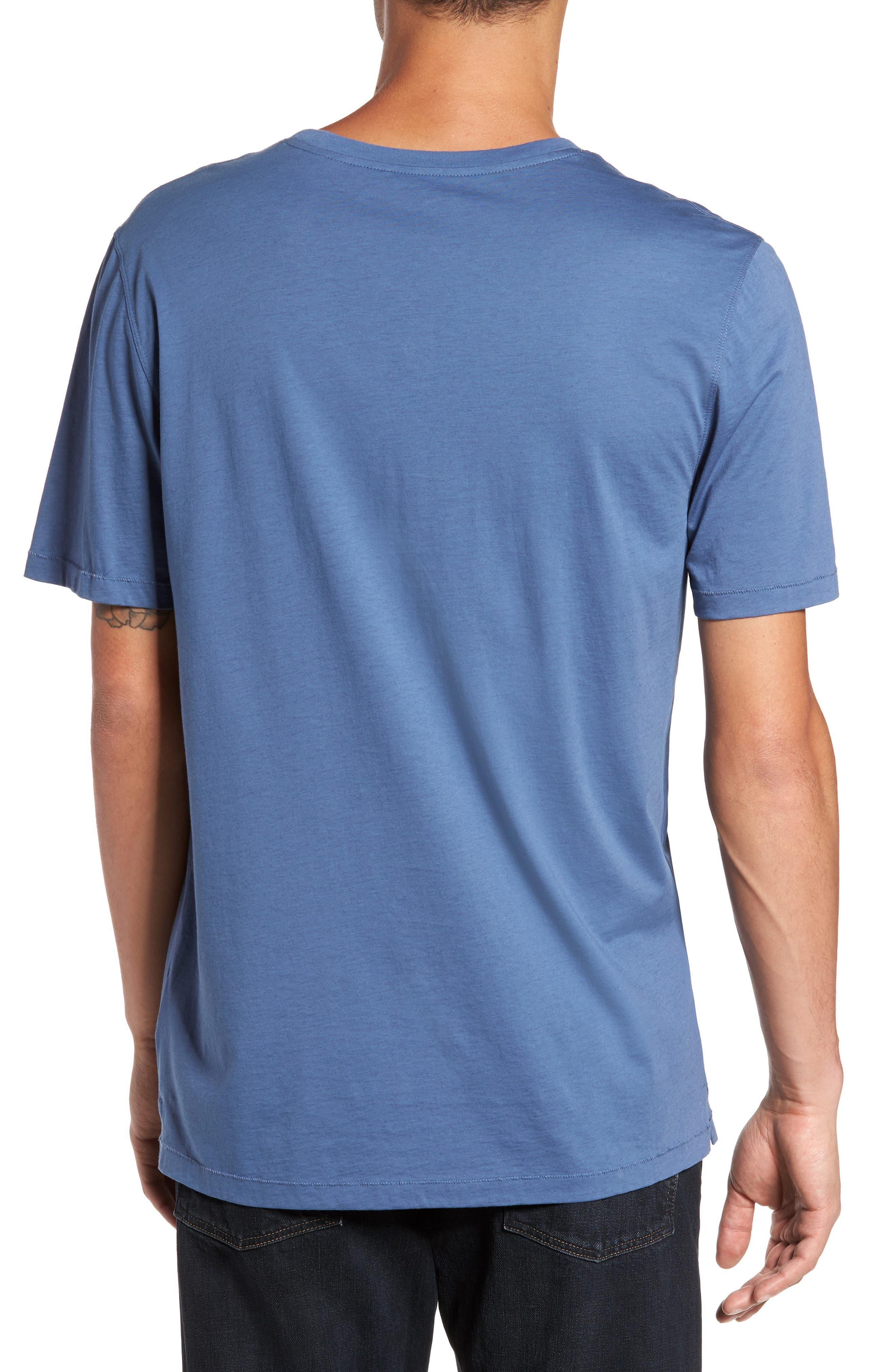 Alternate Image 2  - Vince Regular Fit Crewneck T-Shirt