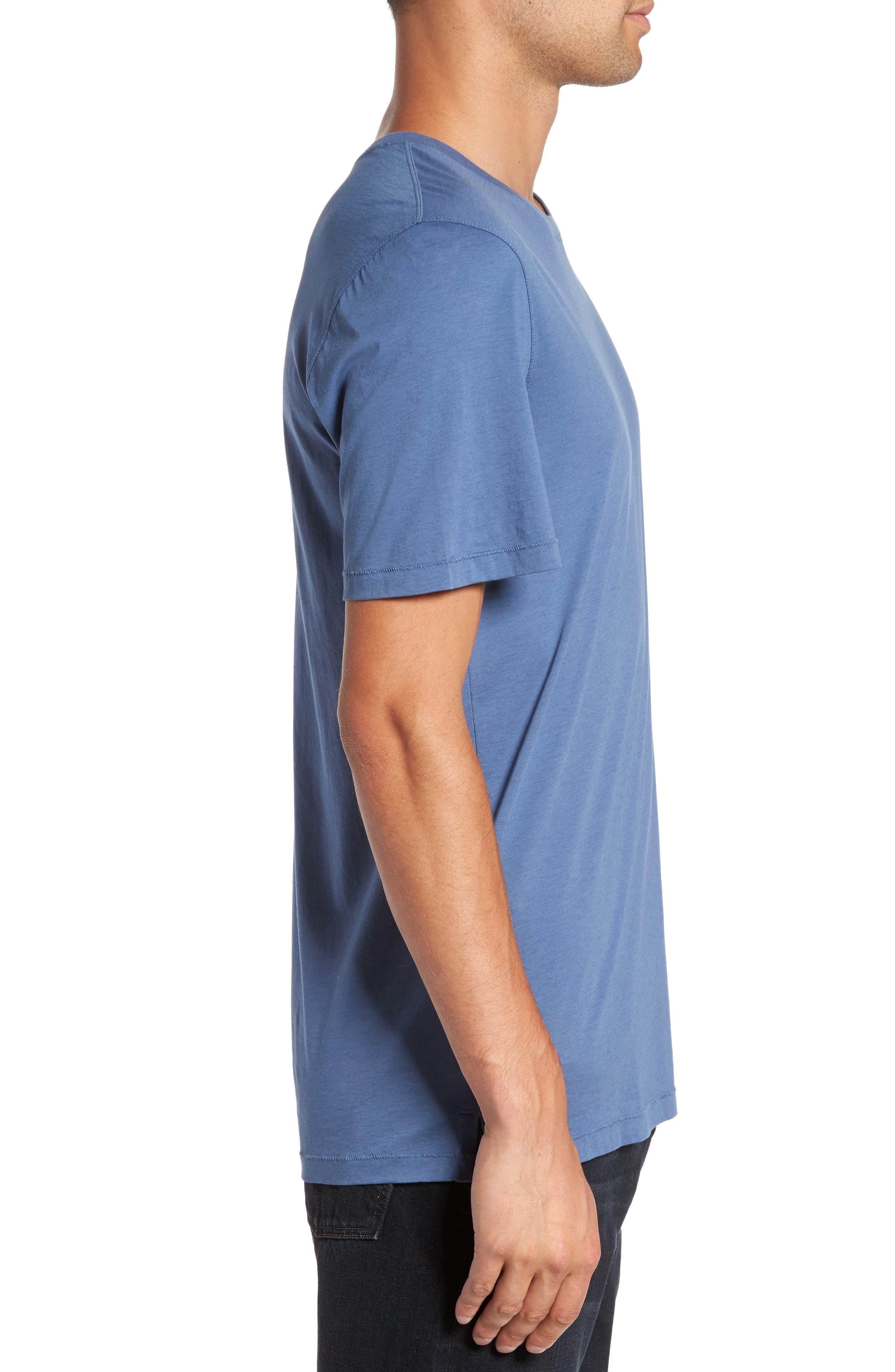 Alternate Image 3  - Vince Regular Fit Crewneck T-Shirt