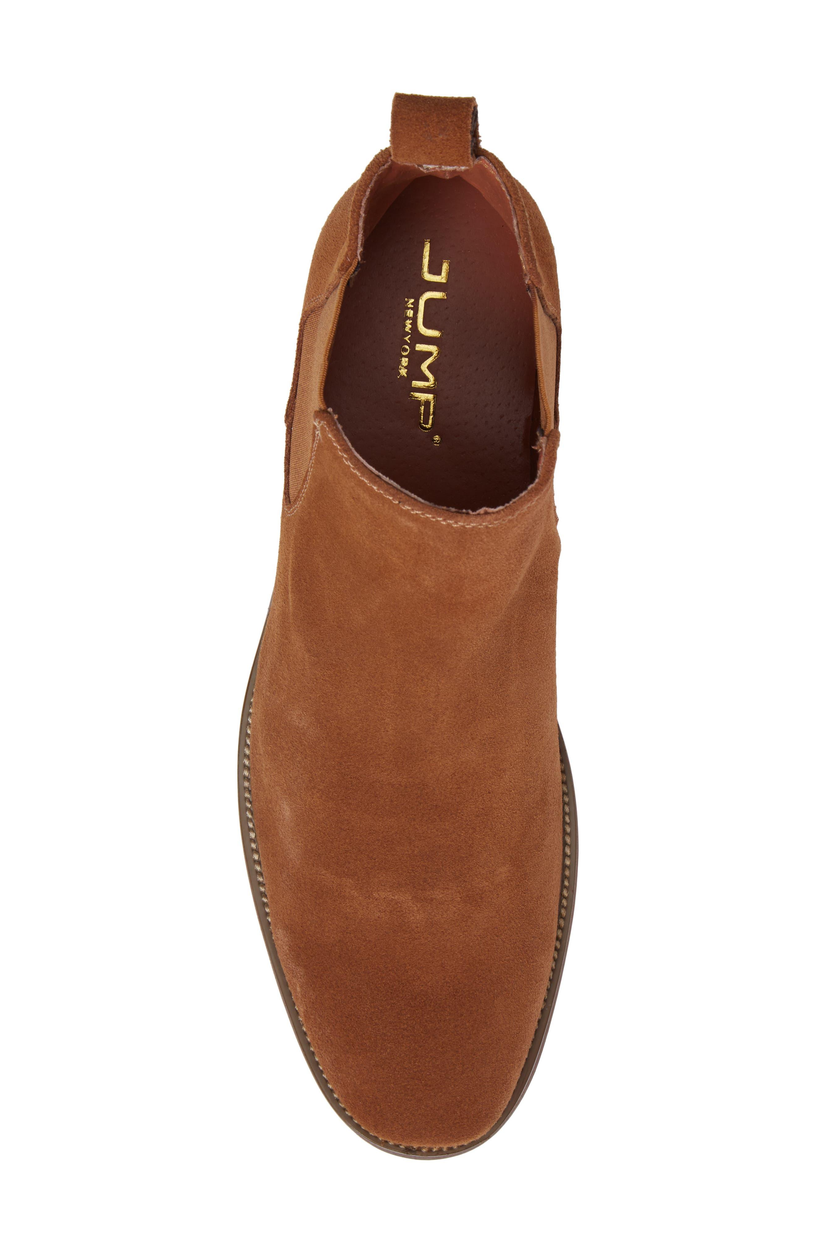 Alternate Image 5  - Jump Carson Chelsea Boot (Men)