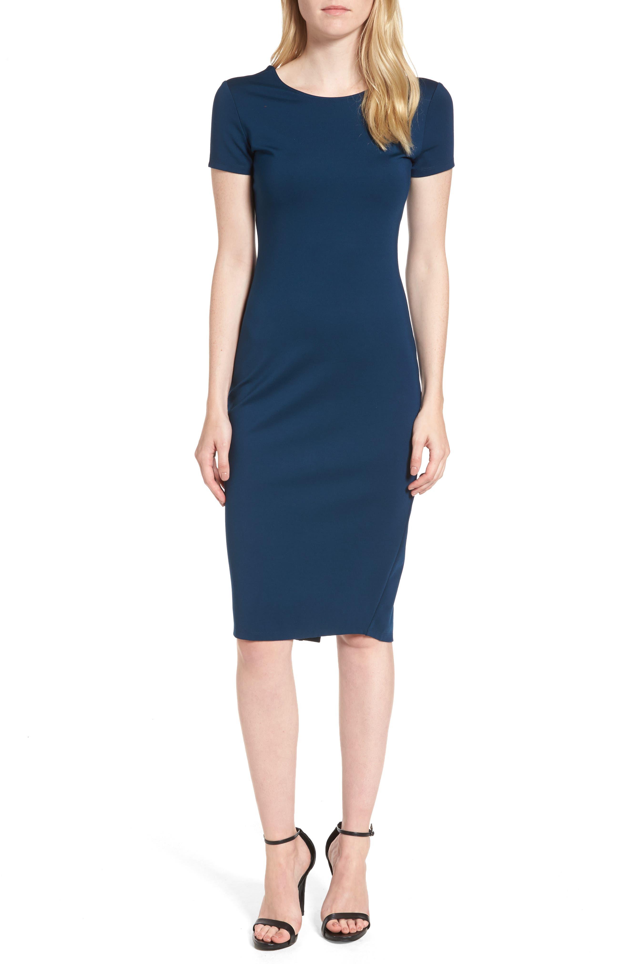 Women's Blue Sheath Dresses | Nordstrom