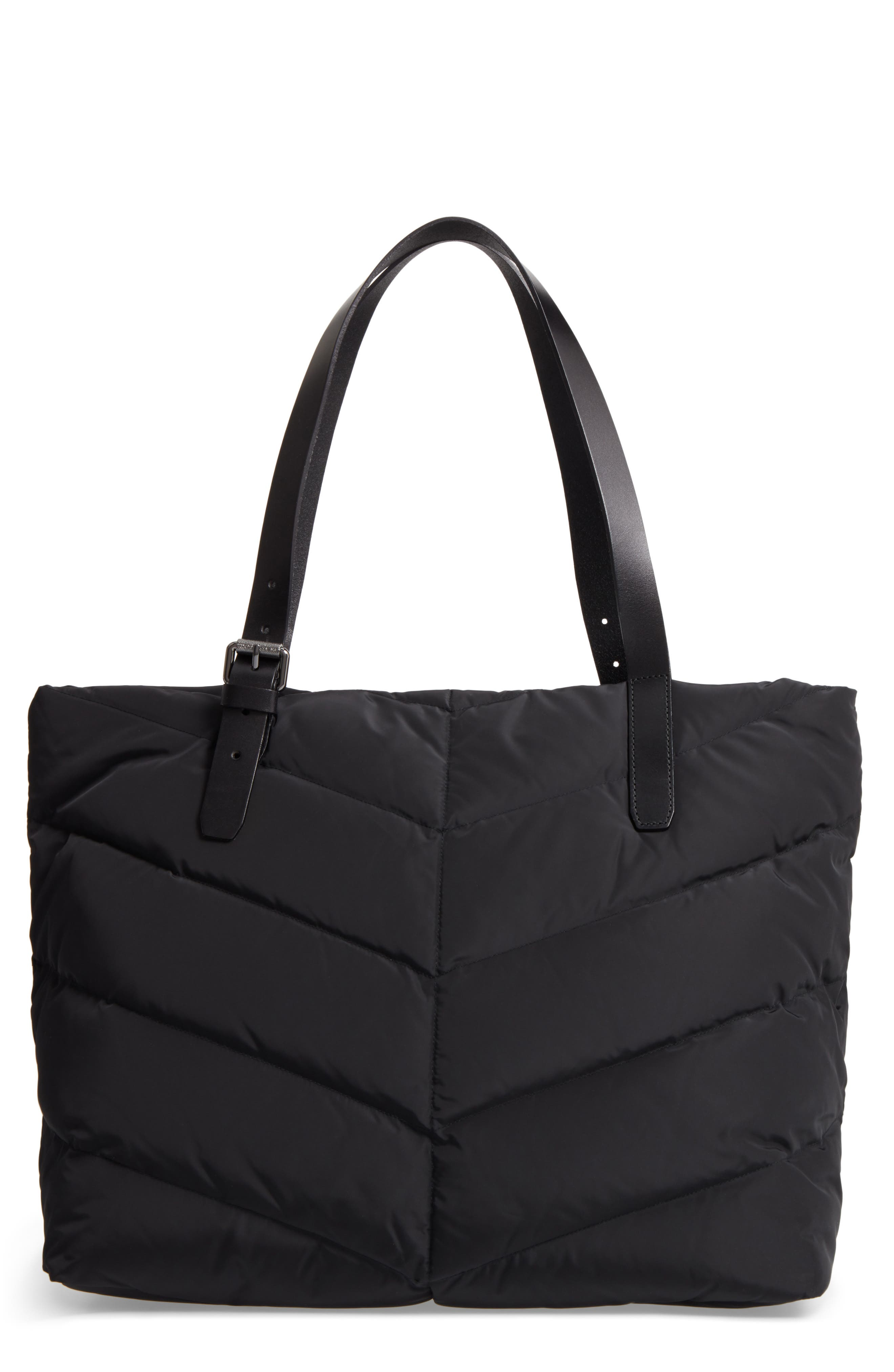 Main Image - Mackage Emmi Quilted Diaper Bag
